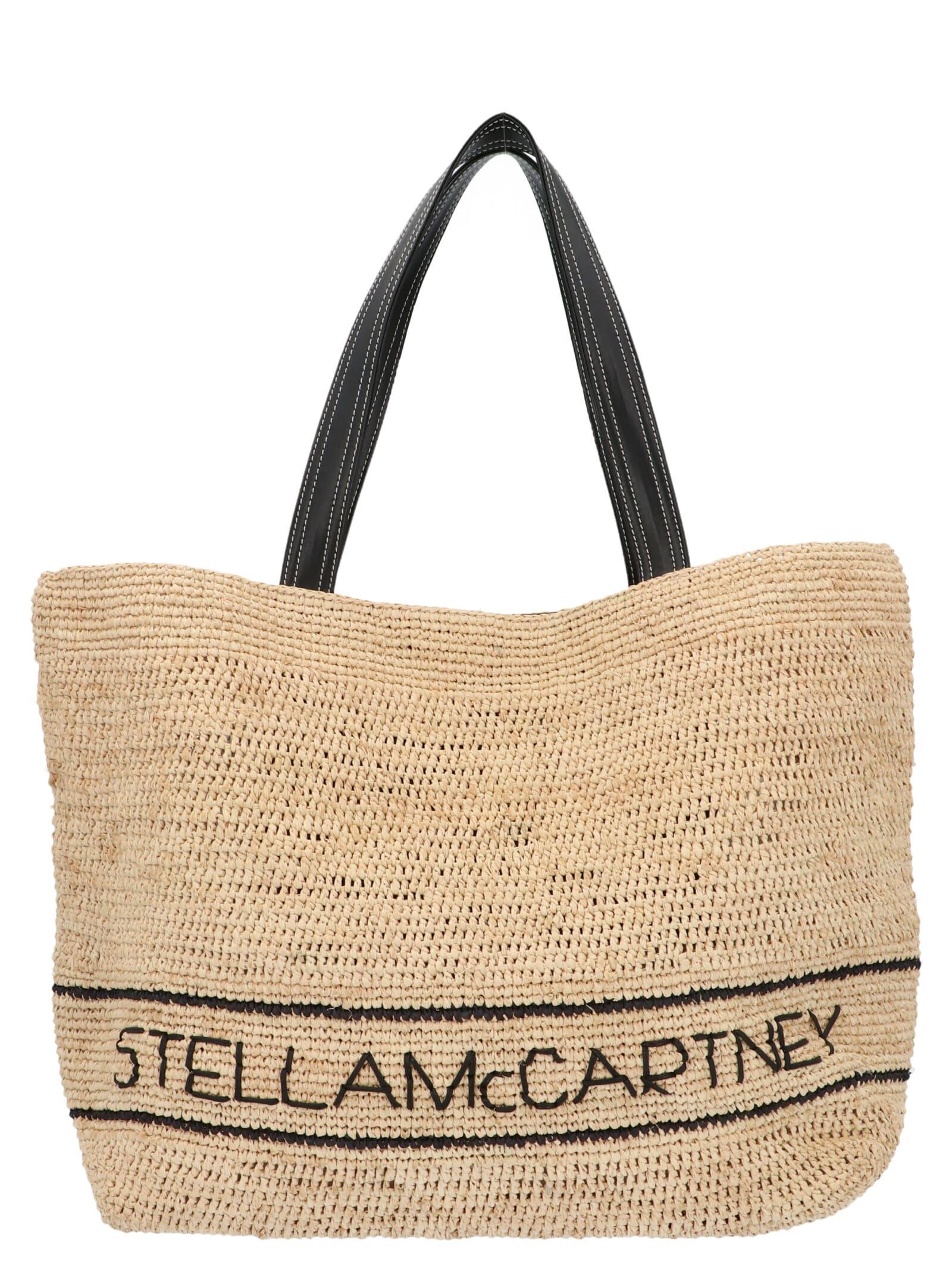 Stella Mccartney Bag In Beige