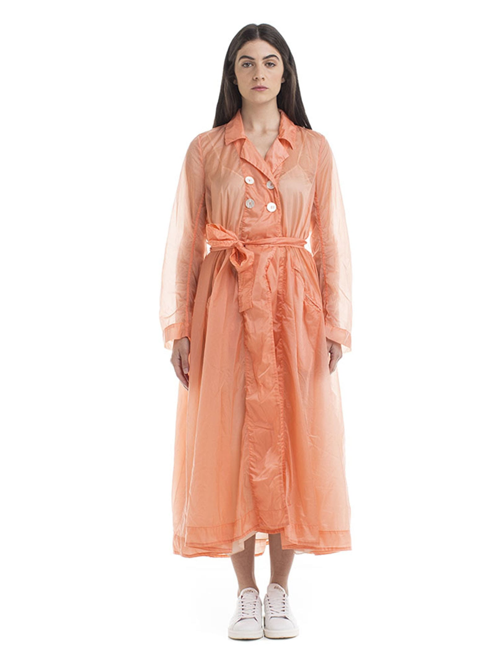 Forte Forte Trench Over Organza