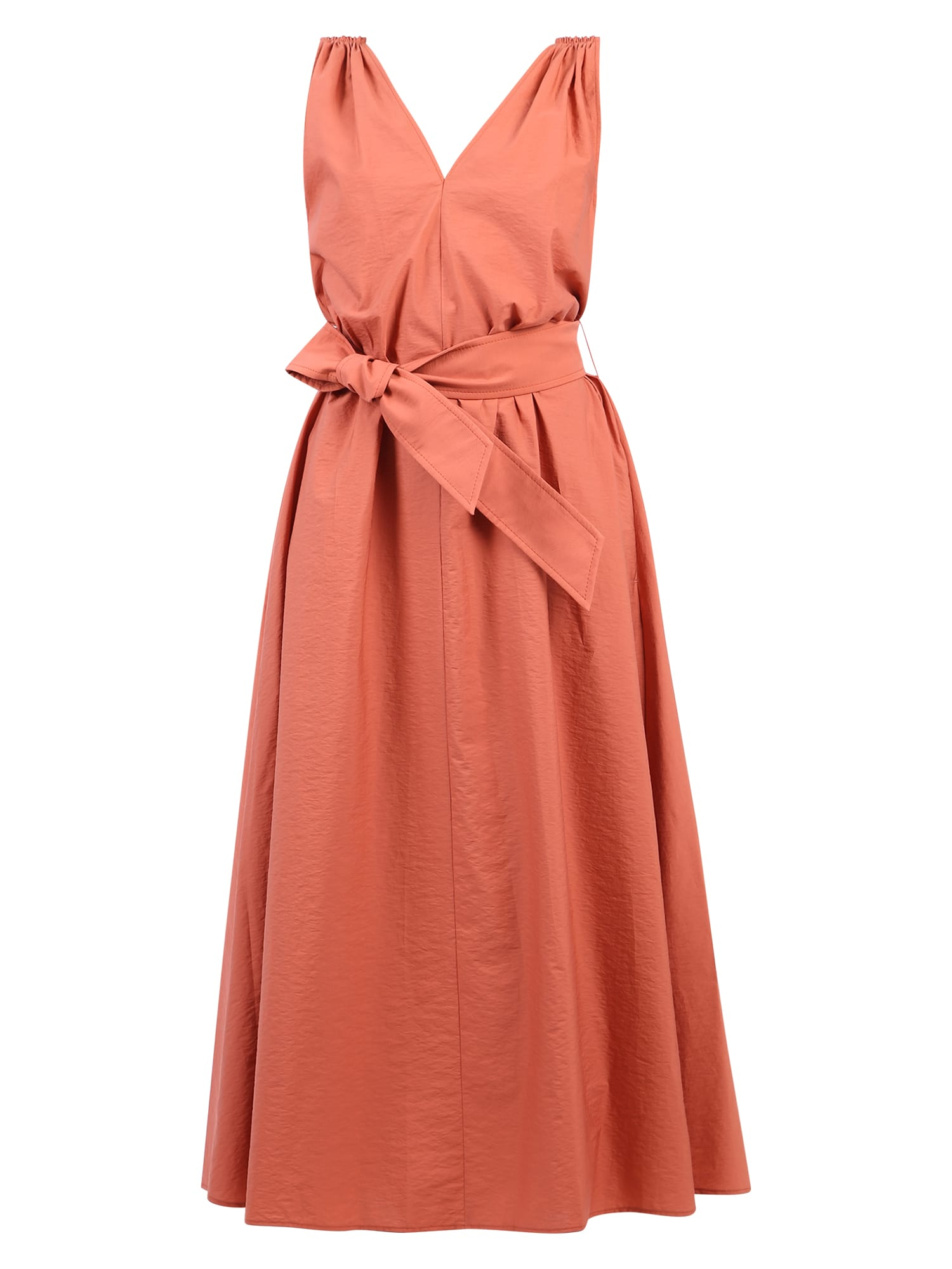Brunello Cucinelli Flared Dress
