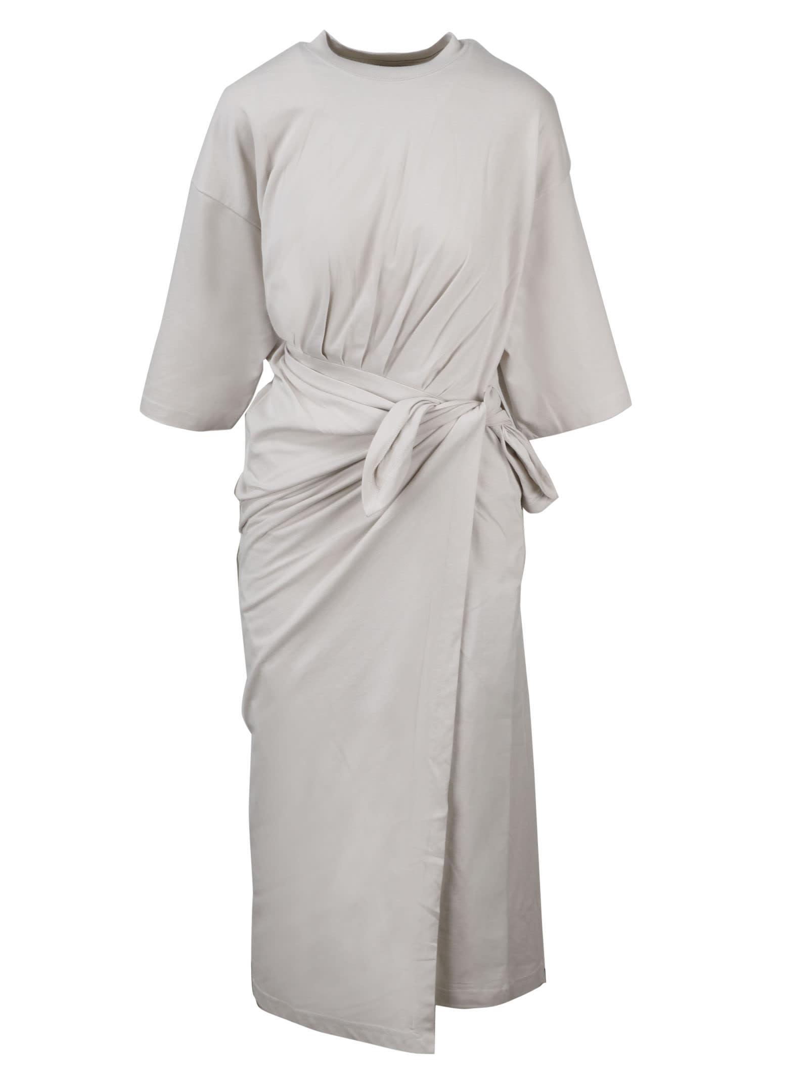 Balenciaga T-shirt Wrap Dress