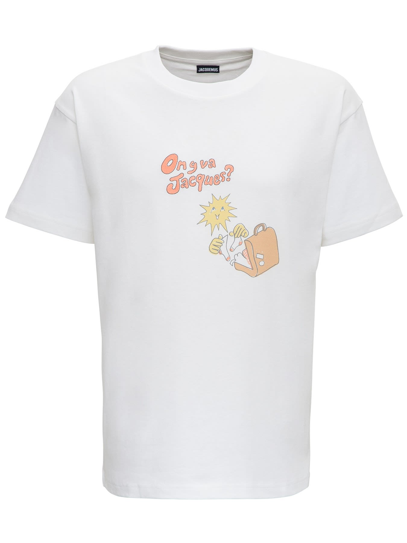 Jacquemus Jaques Tee