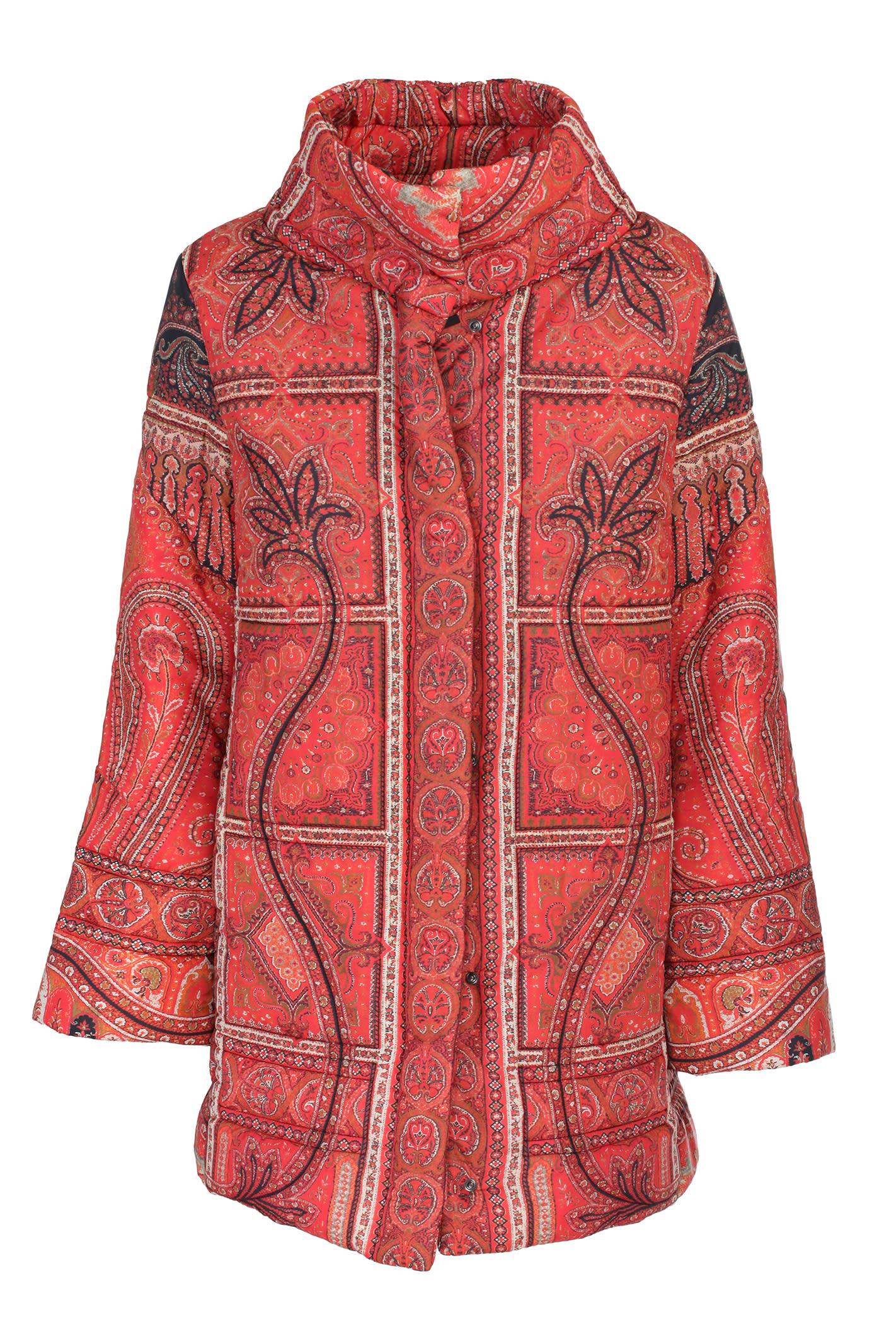 Etro Nylon down jacket