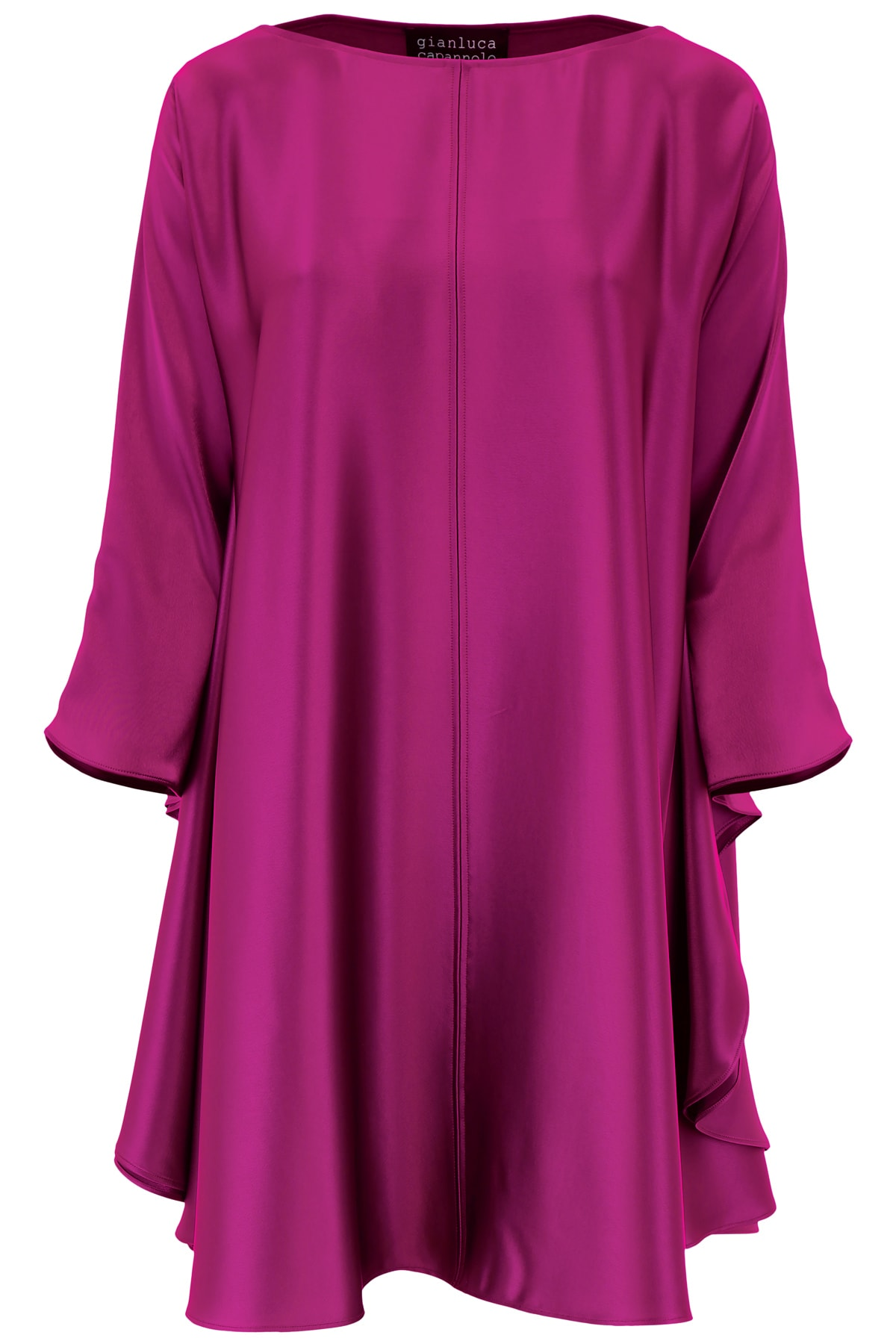 Buy Gianluca Capannolo Bat Sleeves Dress online, shop Gianluca Capannolo with free shipping