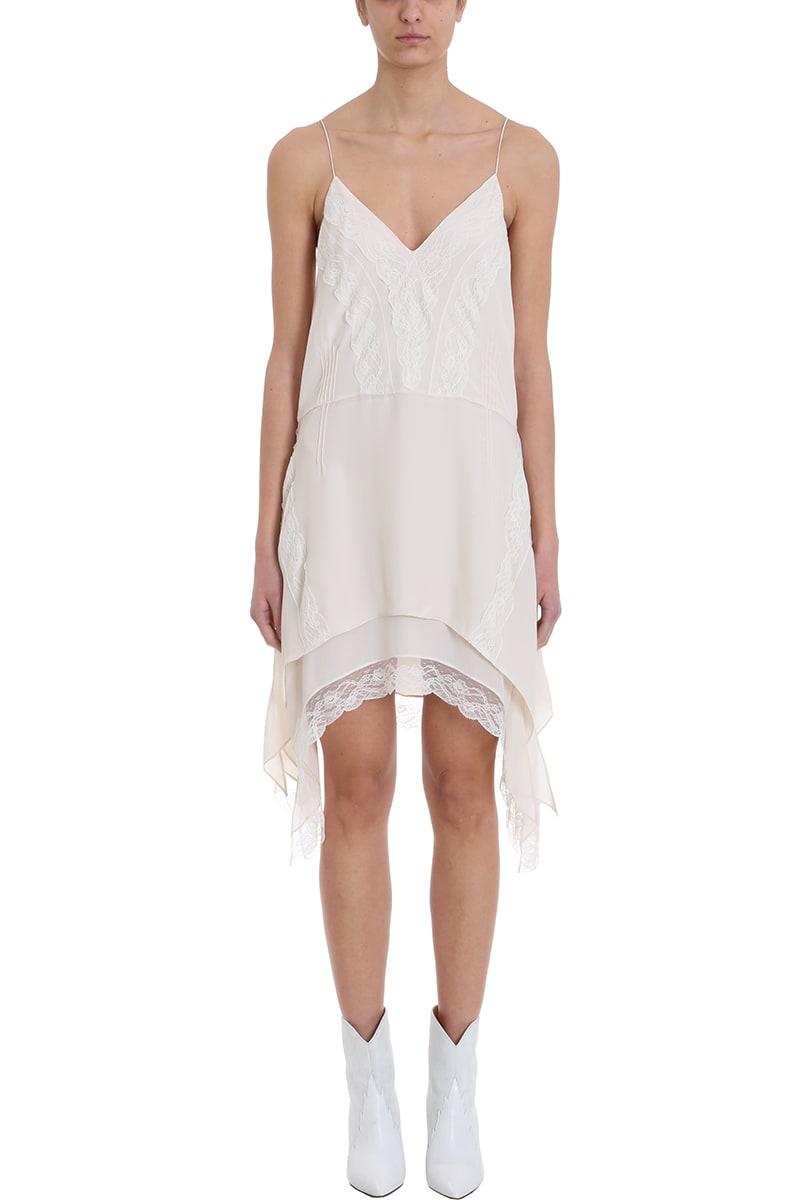 IRO Gift Beige Viscose Dress
