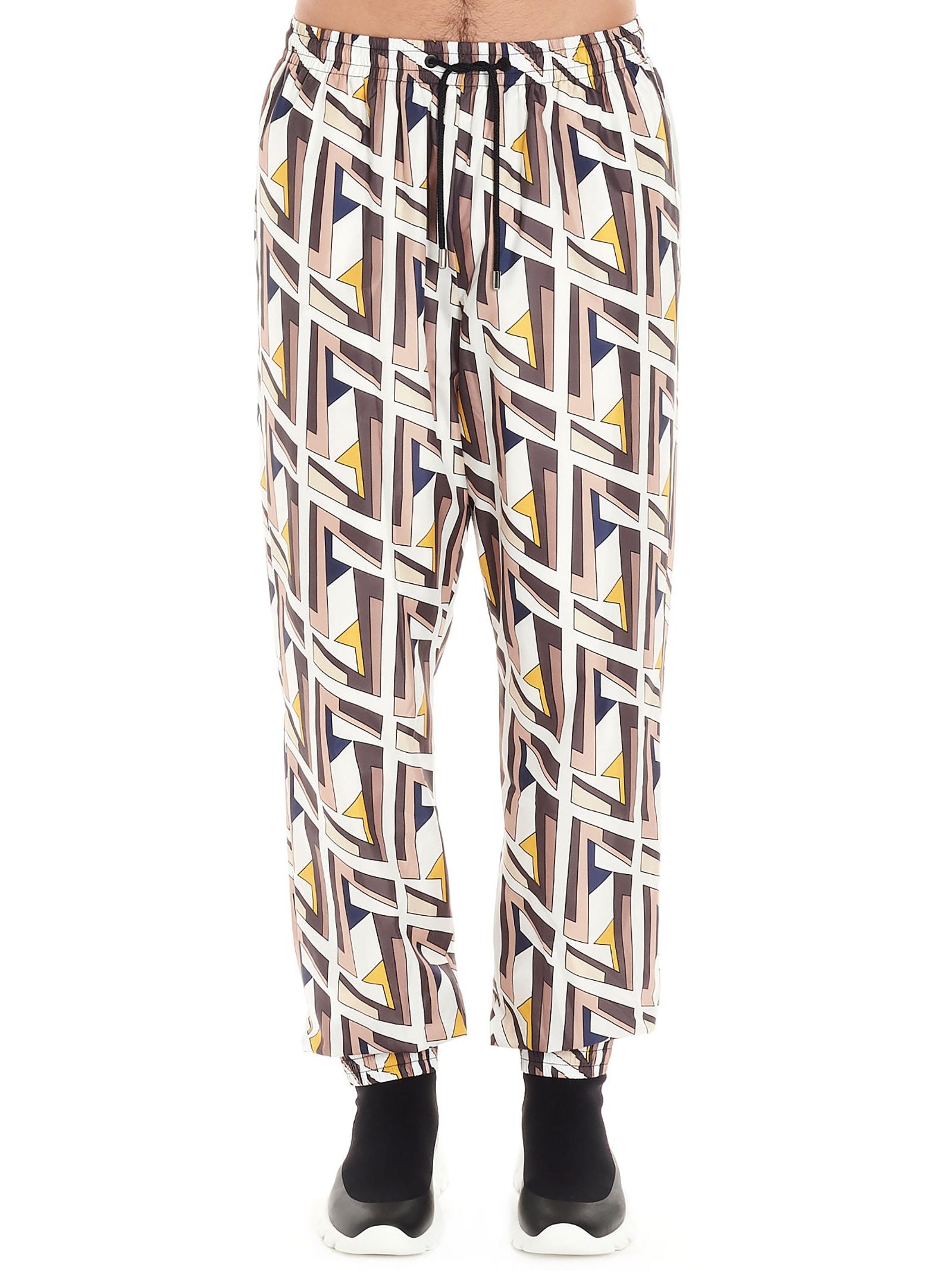 Fendi ff Futuristic Pants