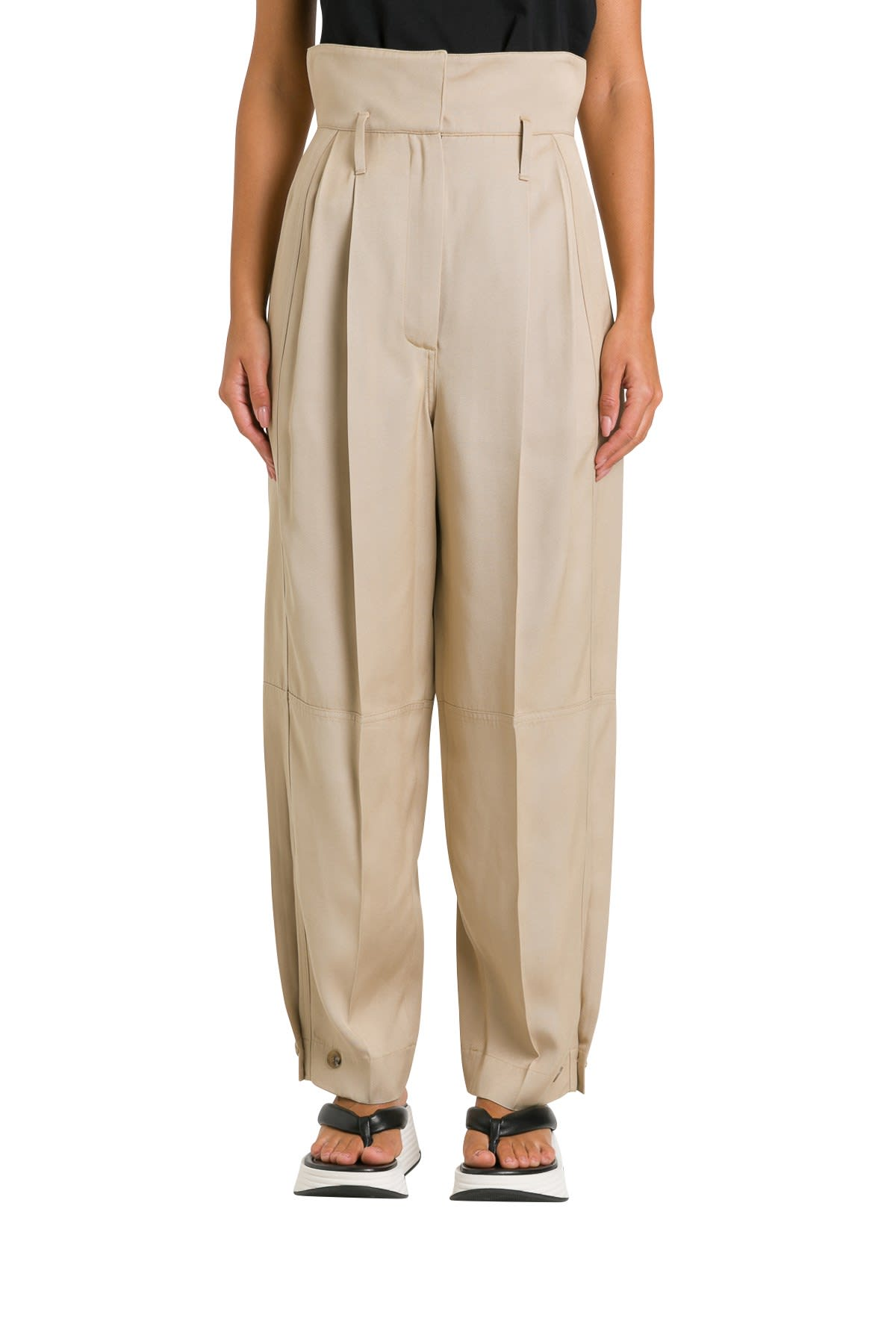 Givenchy High-rise Army Pants