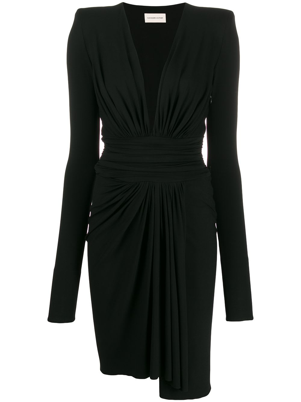 Photo of  Alexandre Vauthier Stretch Jersey Dress- shop Alexandre Vauthier  online sales