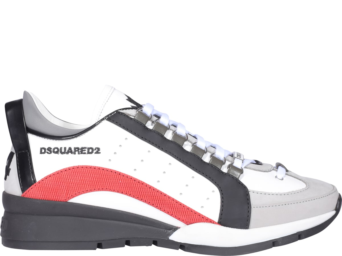 Dsquared2 Leathers 551 SNEAKERS