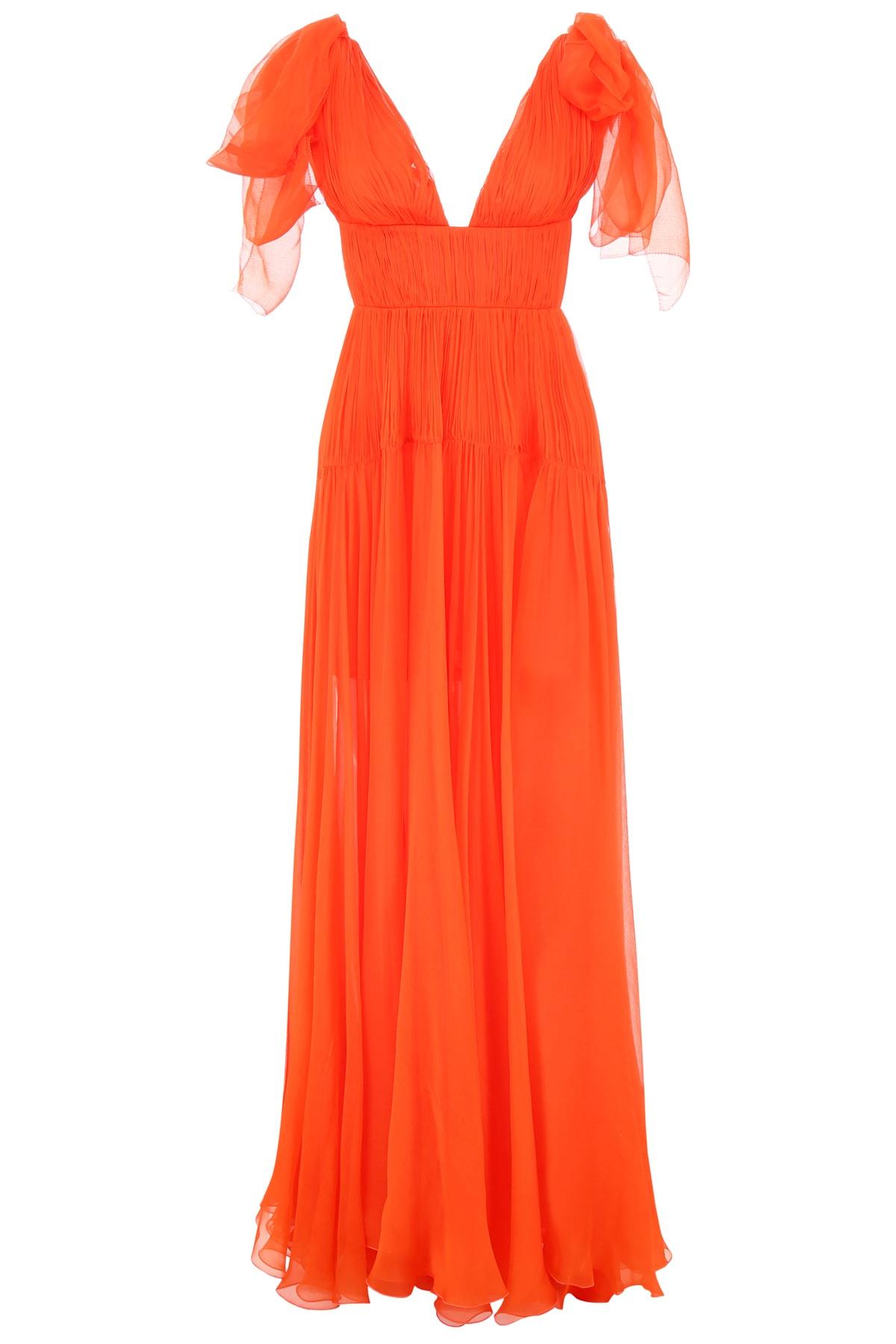 Maria Lucia Hohan Silk Rowen Dress