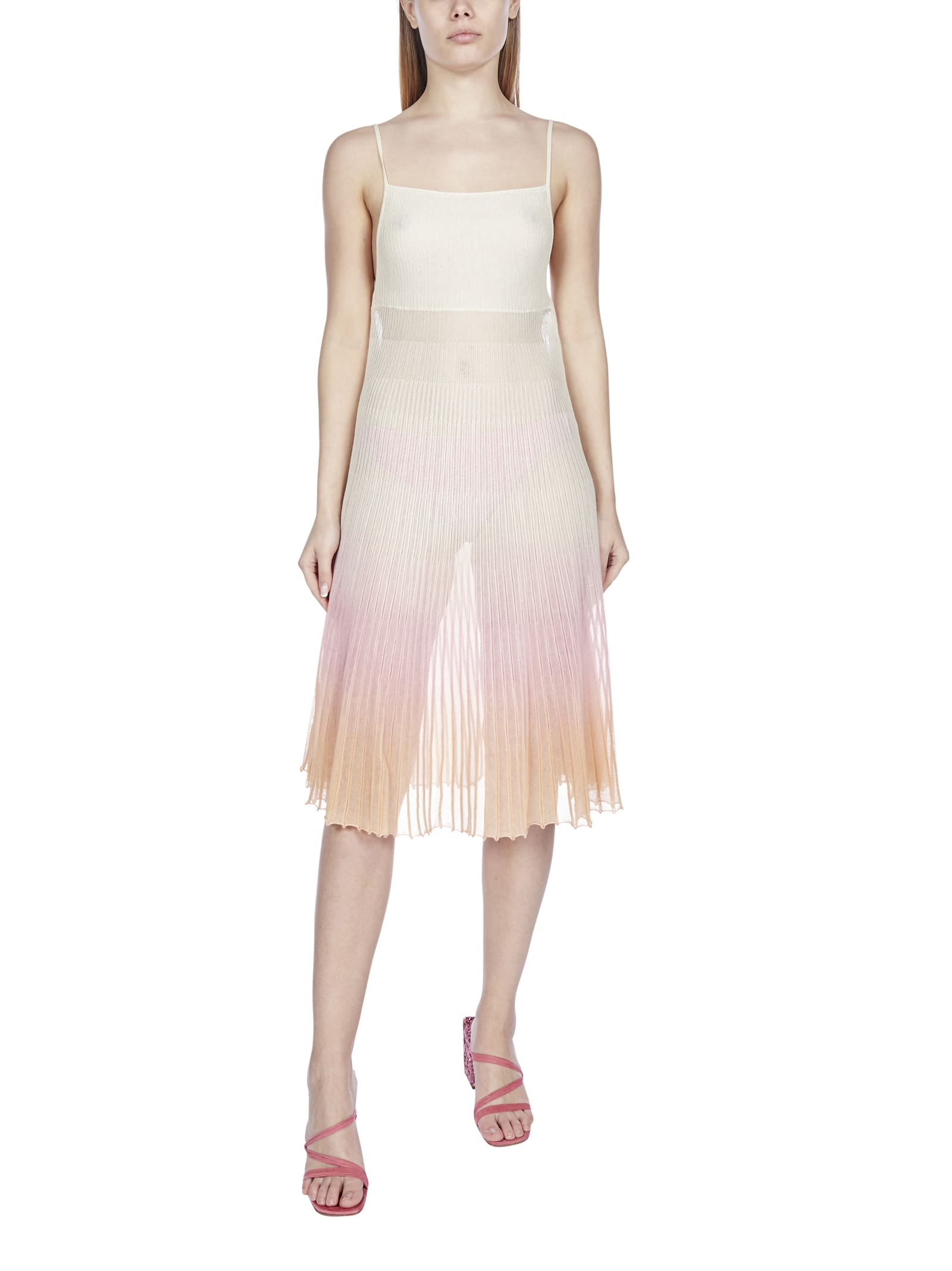 Buy Jacquemus La Robe Helado Dress online, shop Jacquemus with free shipping