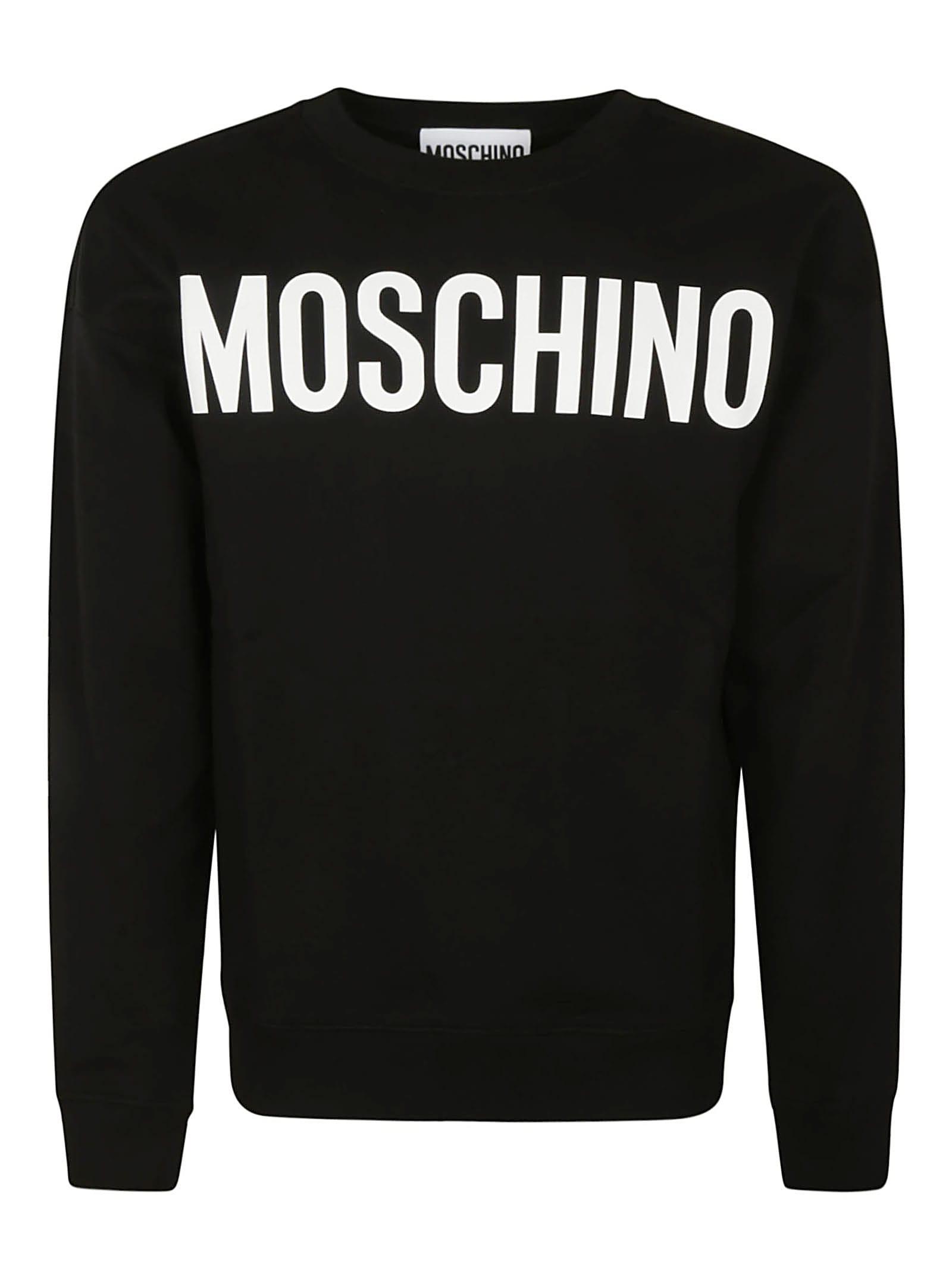 Moschino CLASSIC LOGO SWEATSHIRT