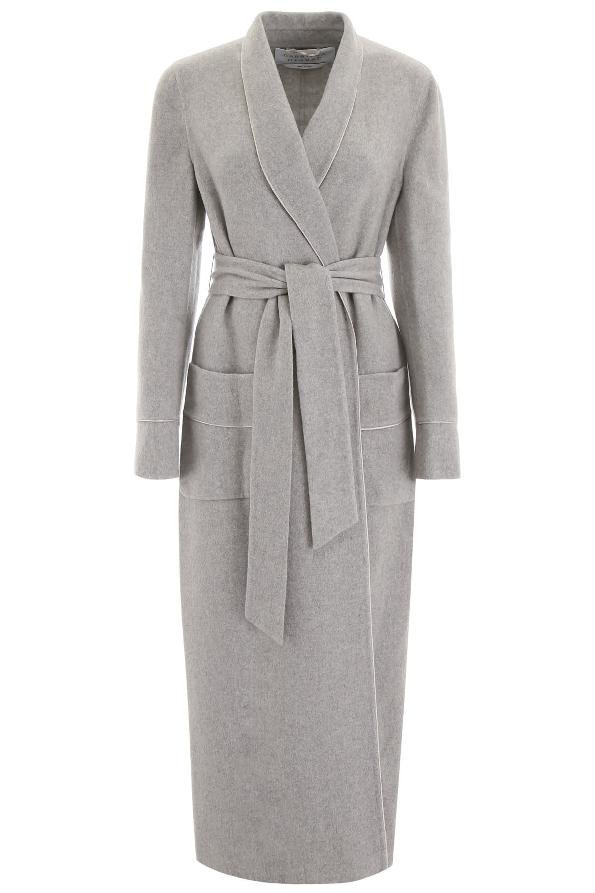Gabriela Hearst Eduardo Wrap Coat