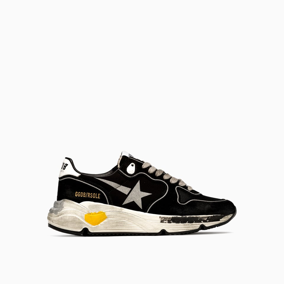 Buy Golden Goose Deluxe Brand Running Sole Sneakers Gwf00126 F000326 online, shop Golden Goose shoes with free shipping