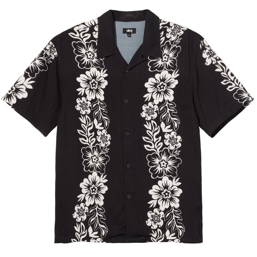 Stussy Shirts HAWAIIAN PATTERN SHIRT