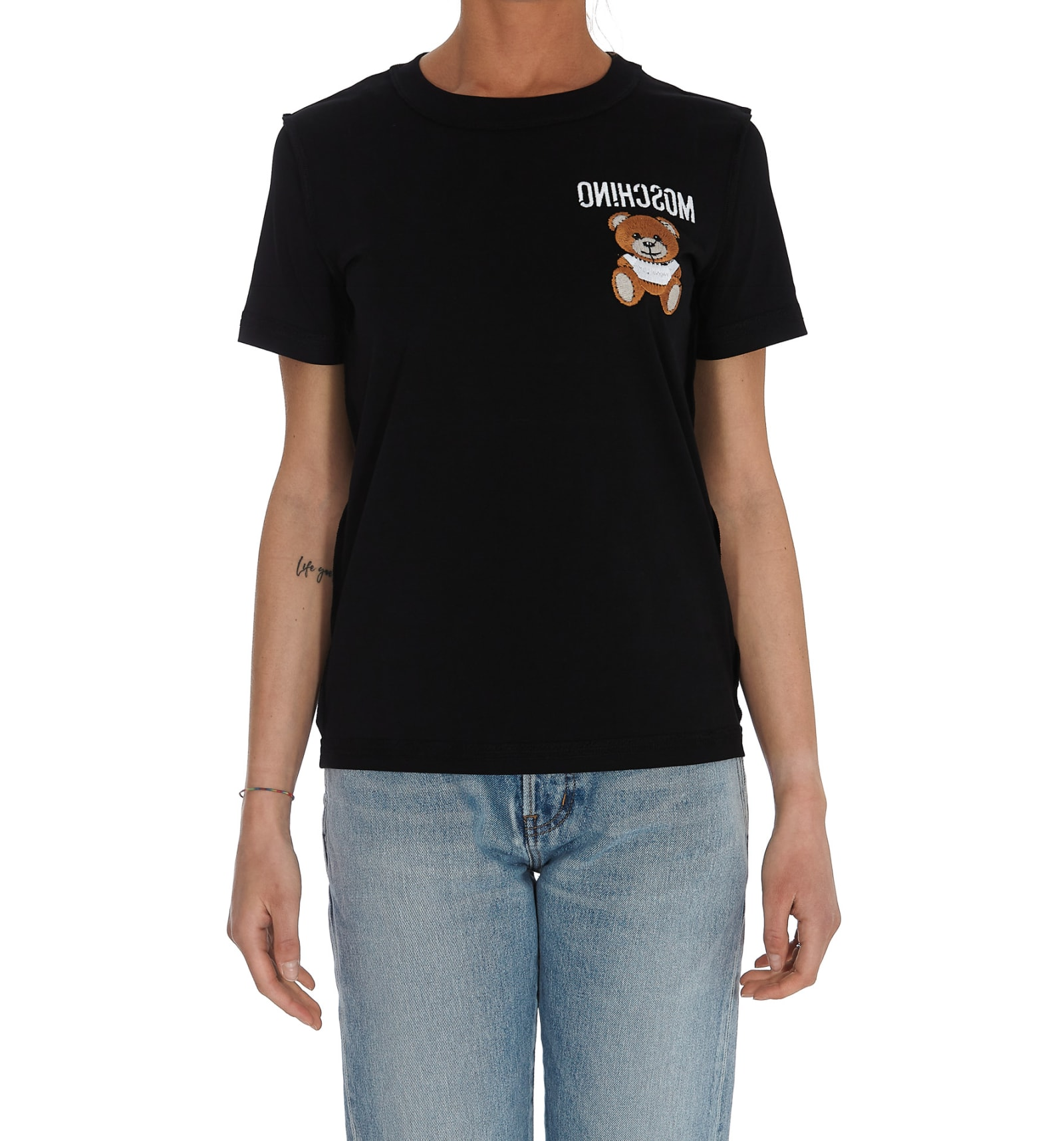Moschino READY TO BEAR T-SHIRT