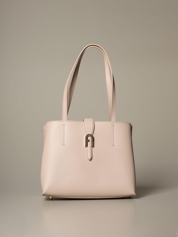 Furla Shoulder Bag Sofia Furla Bag In Calfskin