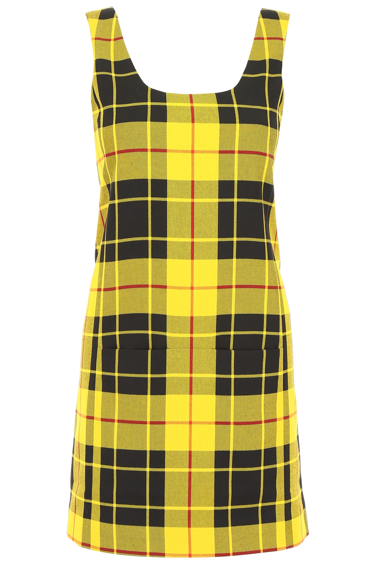 Buy Rokh Tartan Dress online, shop Rokh with free shipping