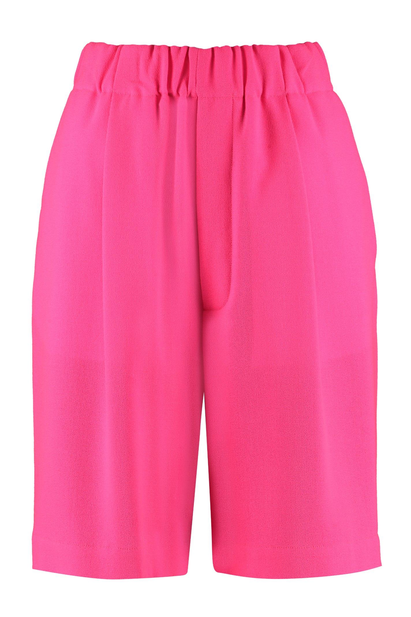 Jejia High-waist Crêpe Trousers