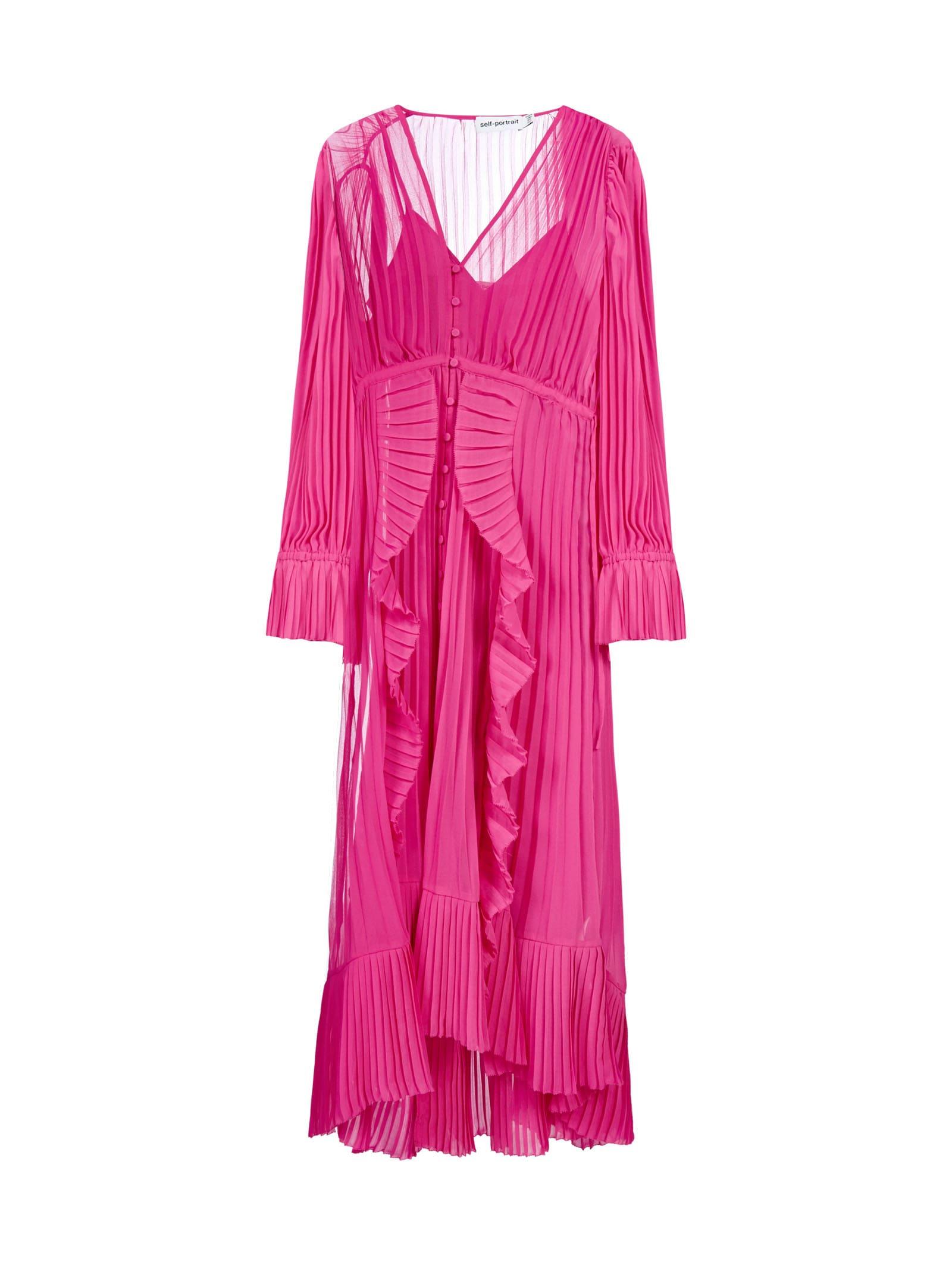 Self-Portrait Dresses DRESS