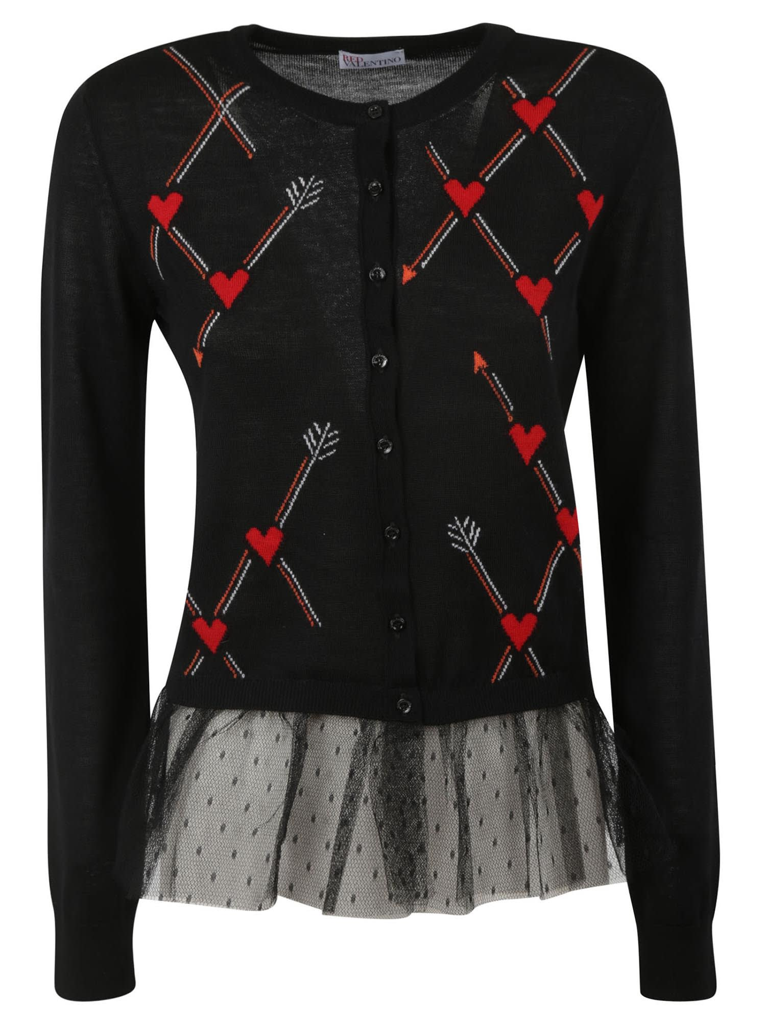 745e7af9 RED Valentino Woven Cardigan