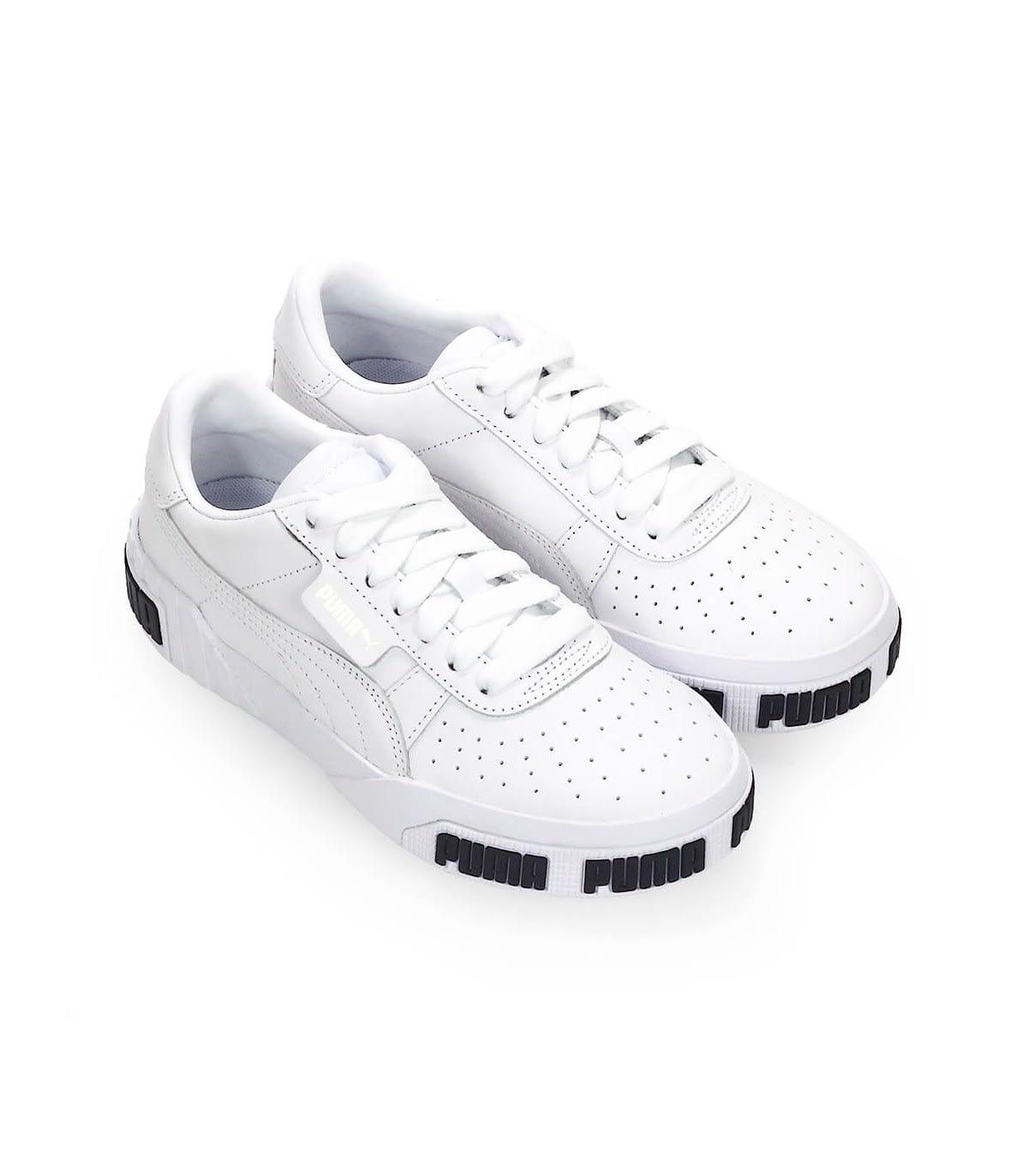 Puma Puma Cali Bold White Gold Sneaker White (White