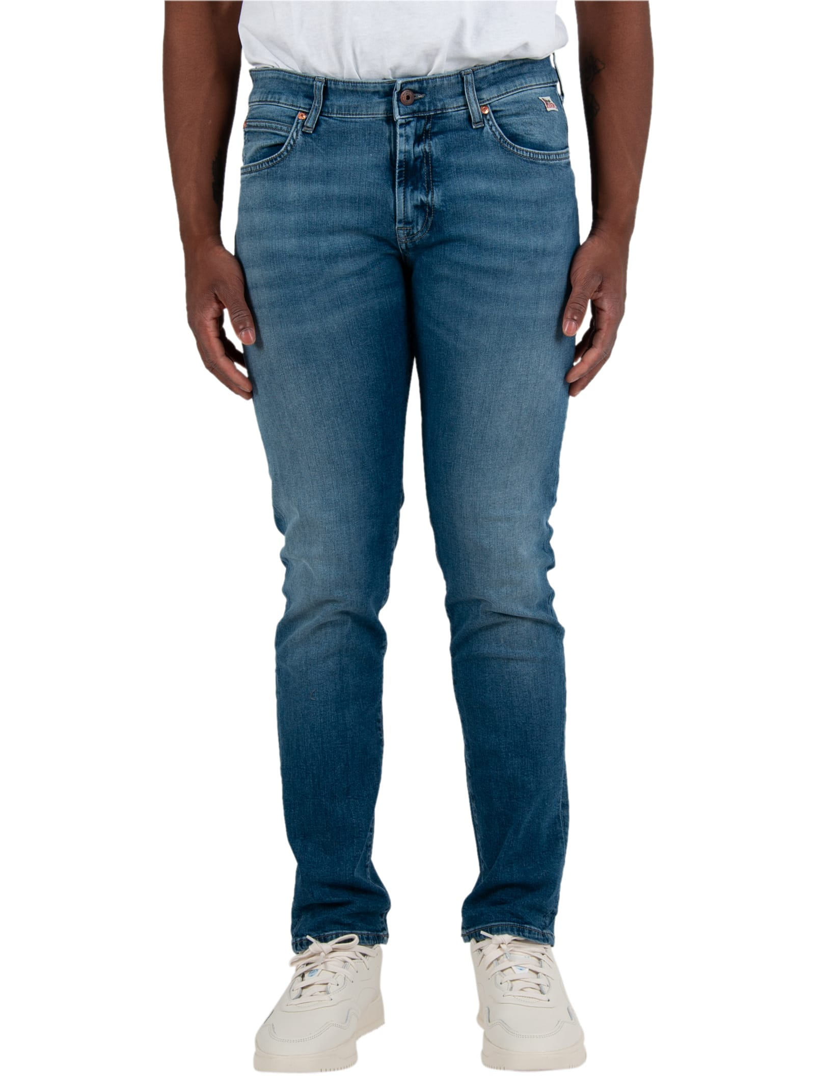Roy Rogers 517 Smart In Denim Medio