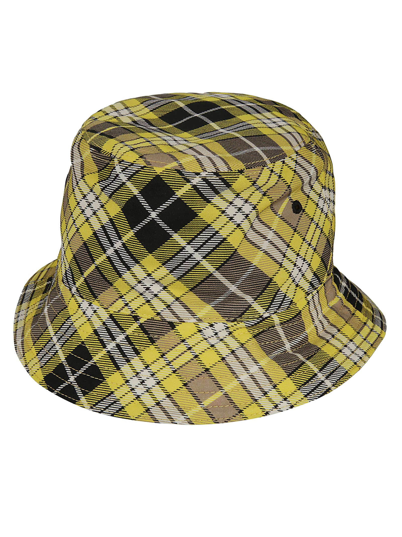 BURBERRY Hats GIANT CHECK REVERSIBLE BUCKET HAT