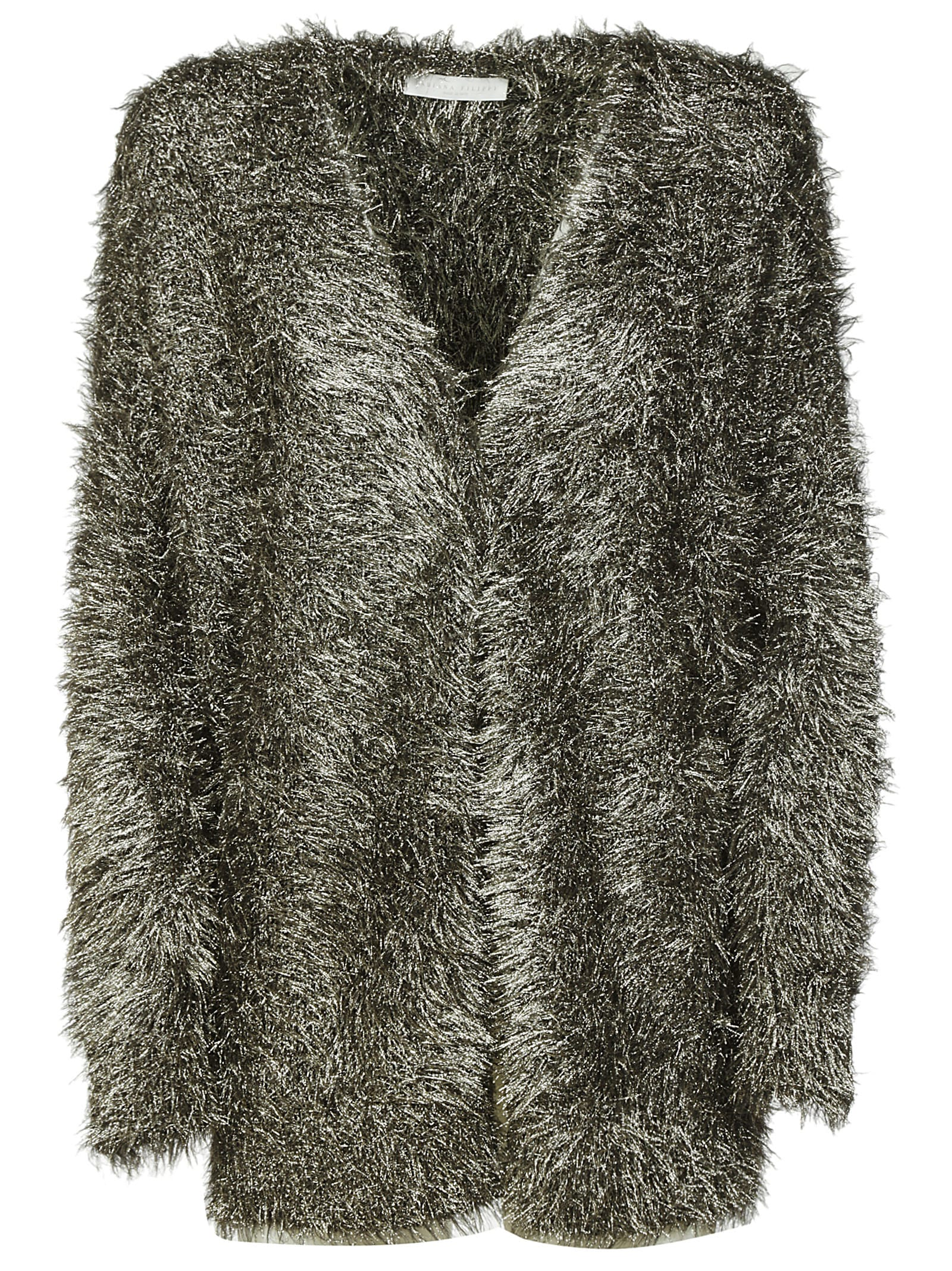 Fabiana Filippi Fur Coat