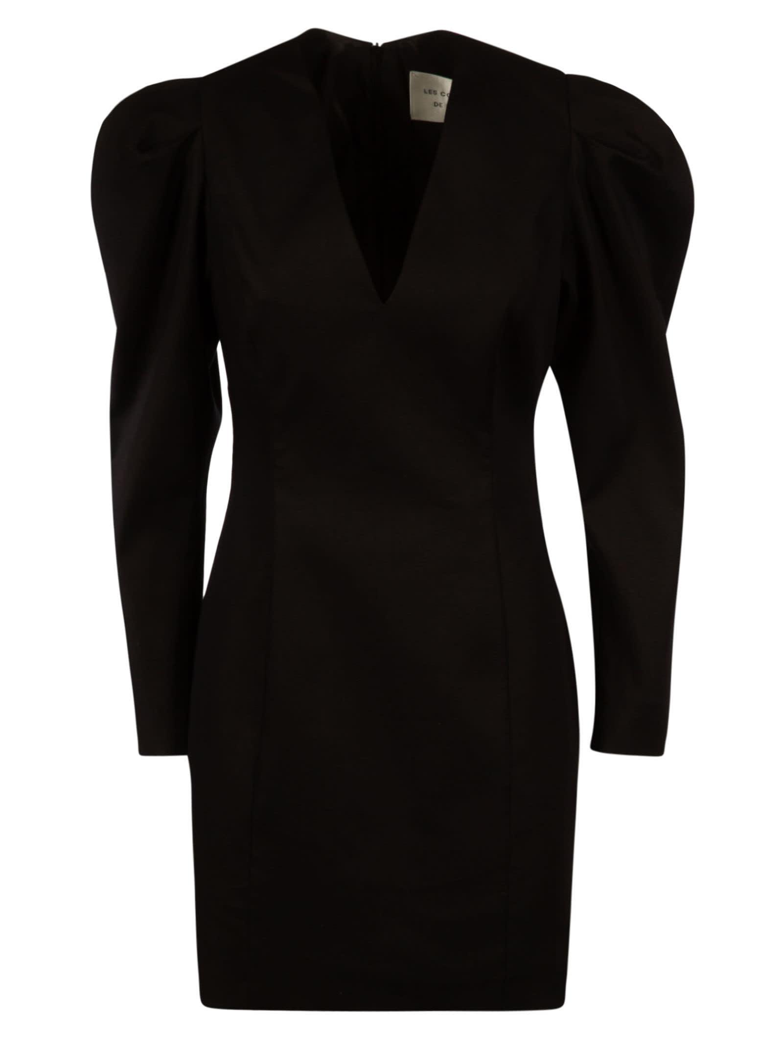 Jeanne V-neck Dress