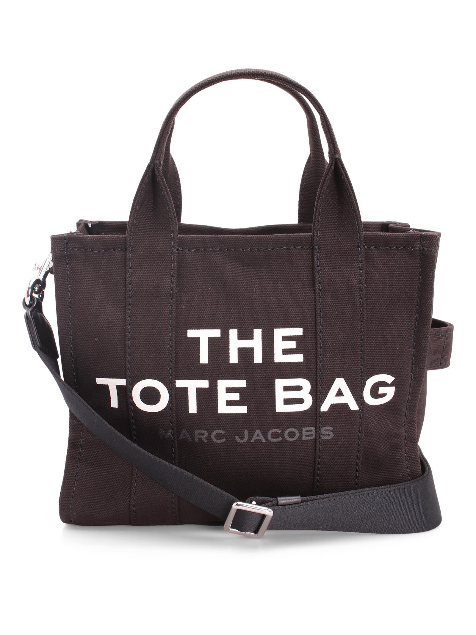 Marc Jacobs MINI TRAVELER COTTON SHOPPING BAG