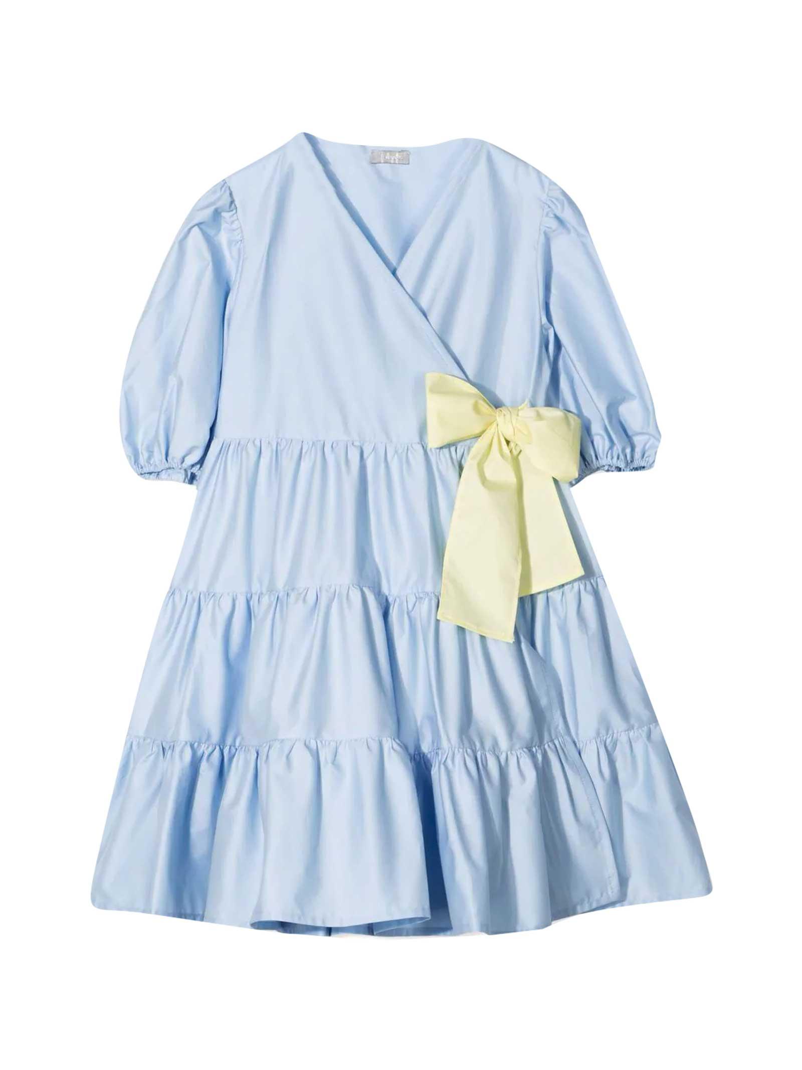 Dress With Horizontal Seams
