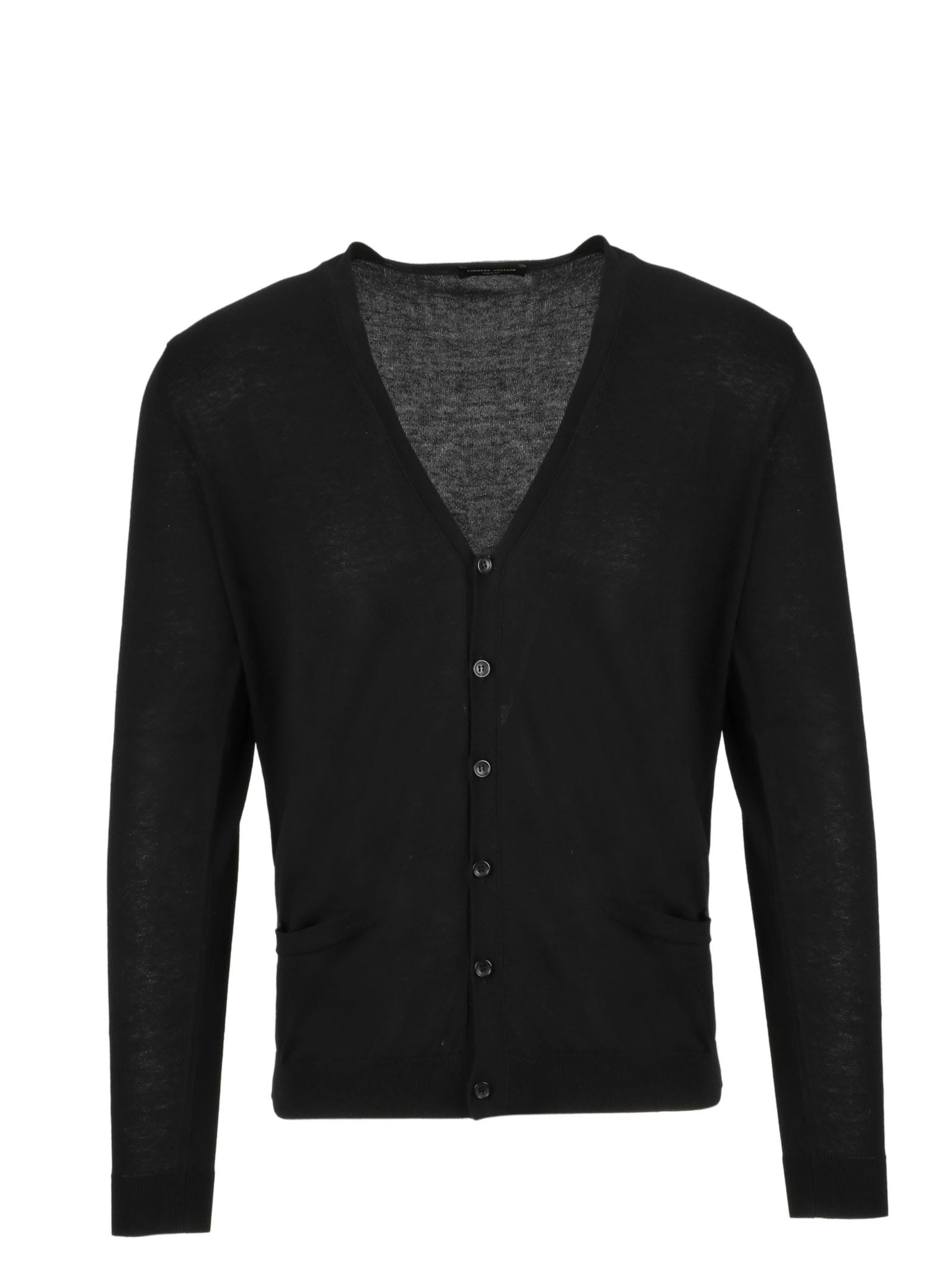 Roberto Collina Buttoned Cardigan