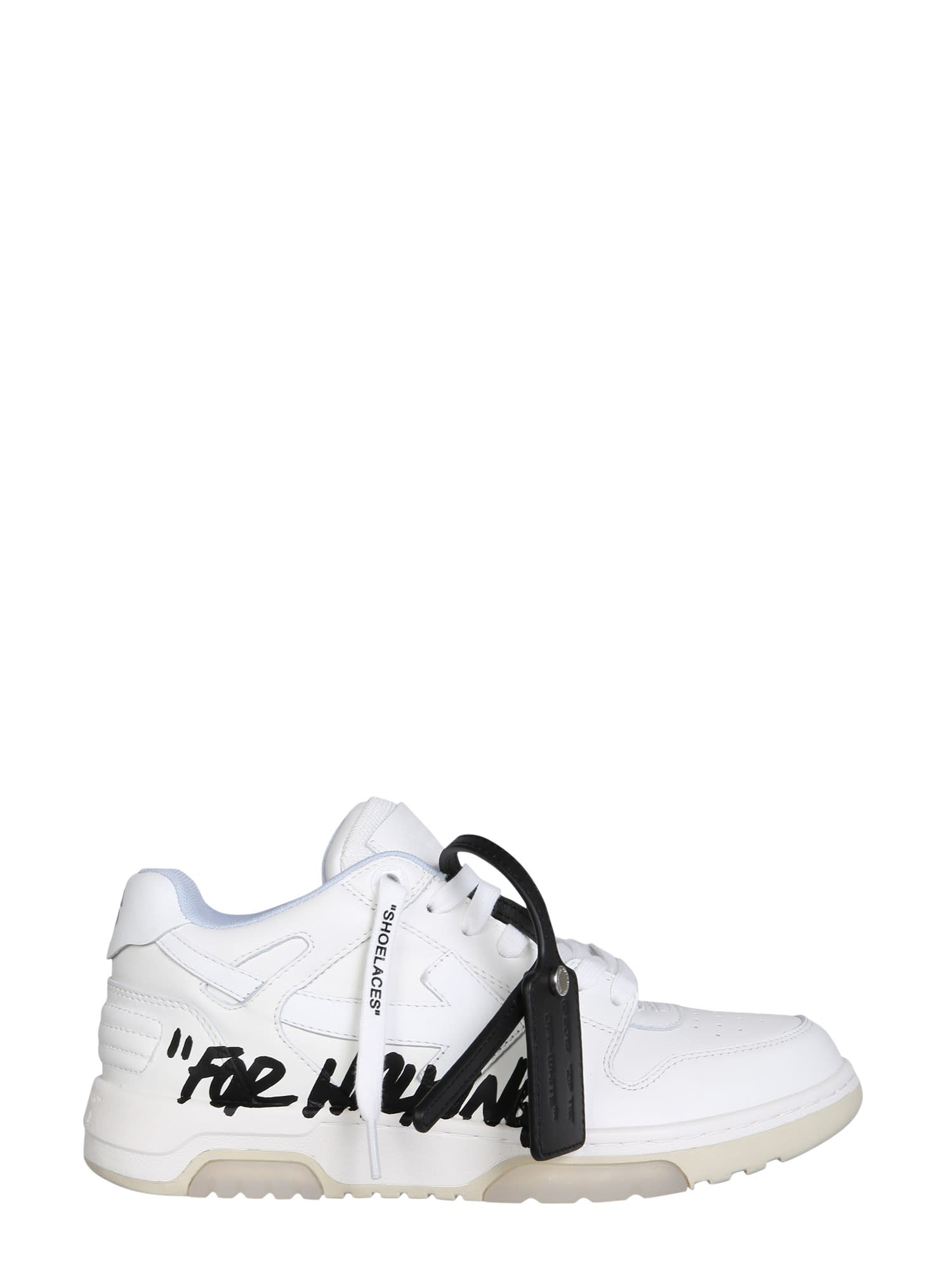 Off-White Leathers OUT OF OFFICE SNEAKERS