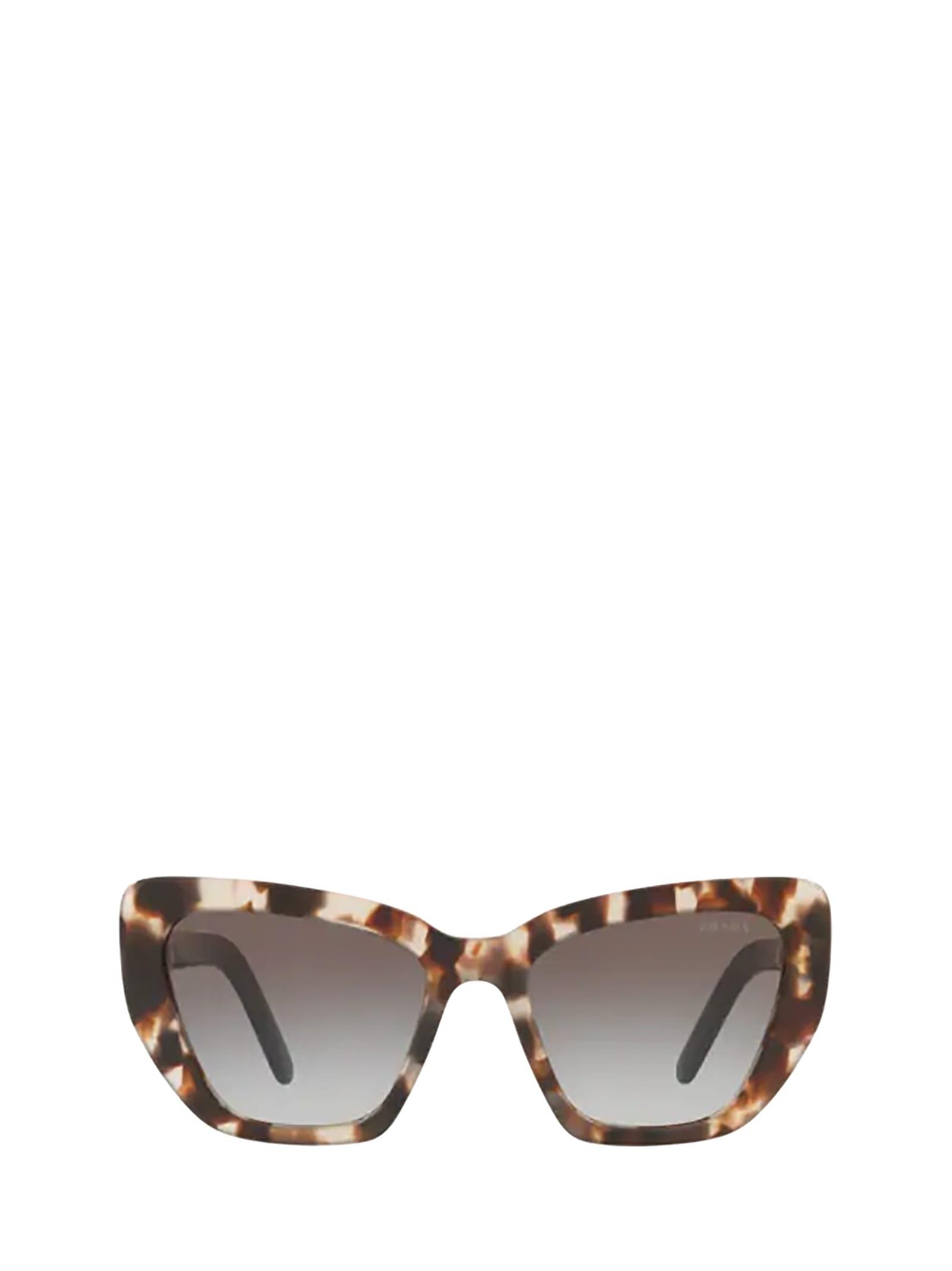 Prada Prada Pr 08vs Spotten Brown Sunglasses