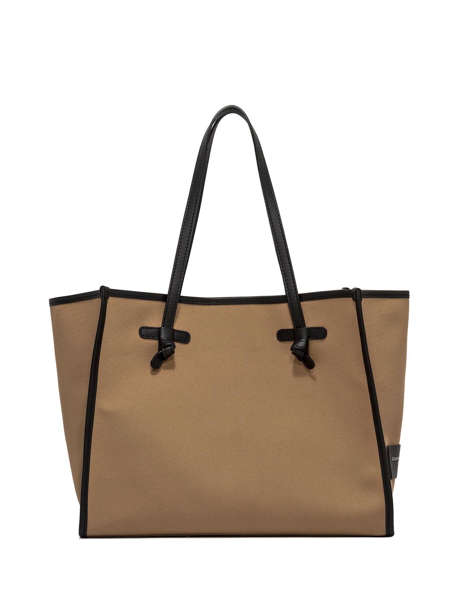 Cappuccino Shopping Bag