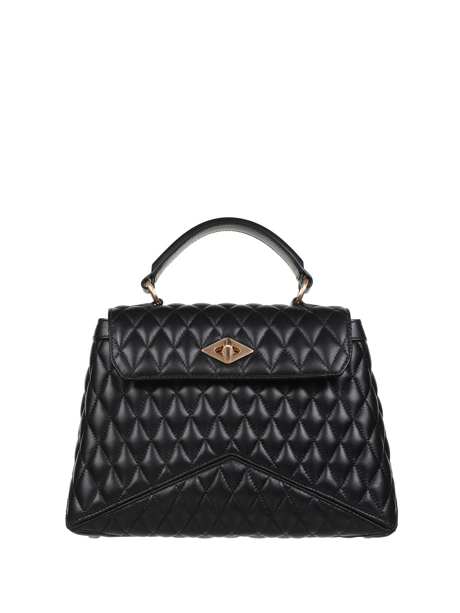 Ballantyne Diamond Bag In Nero