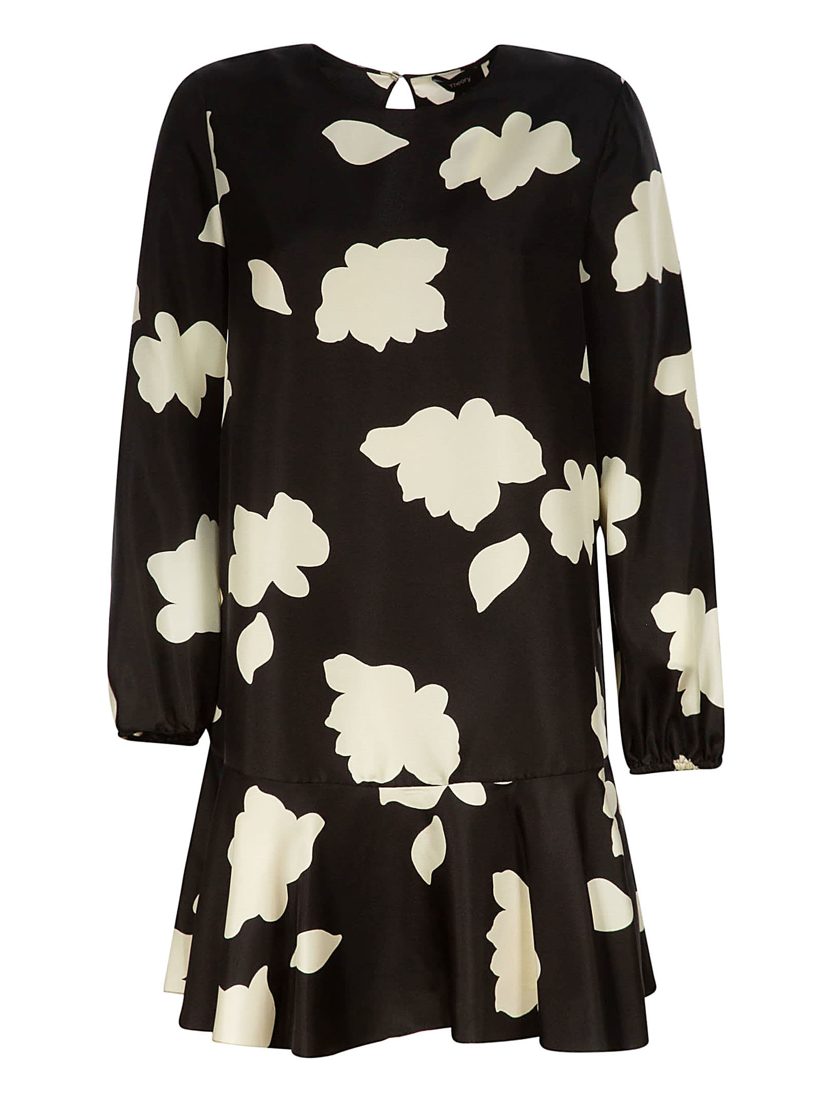Buy Theory Flared Dress online, shop Theory with free shipping