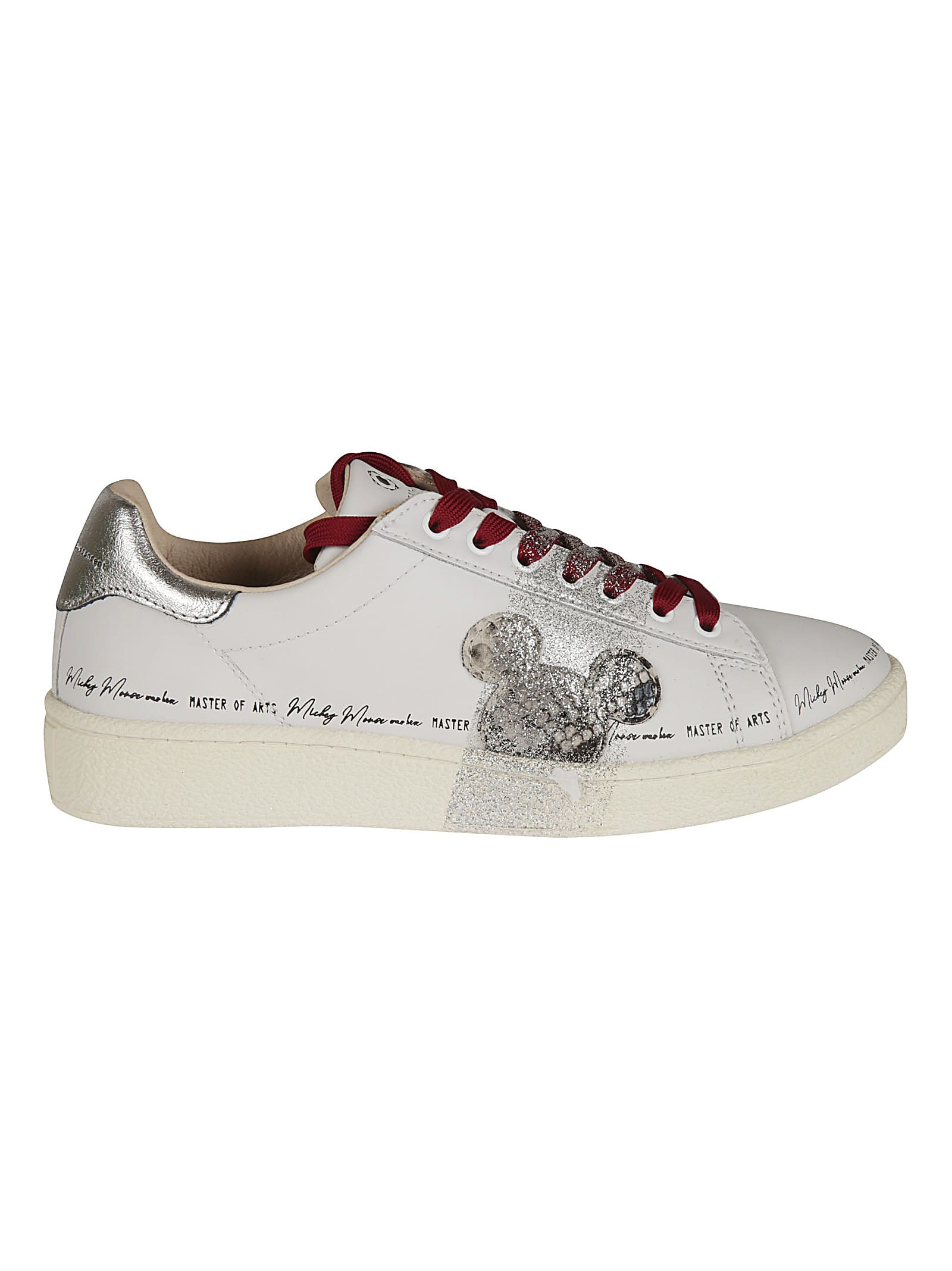 Moa Master Of Arts SNAKE MICKEY MOUSE GRAND MASTER SNEAKERS