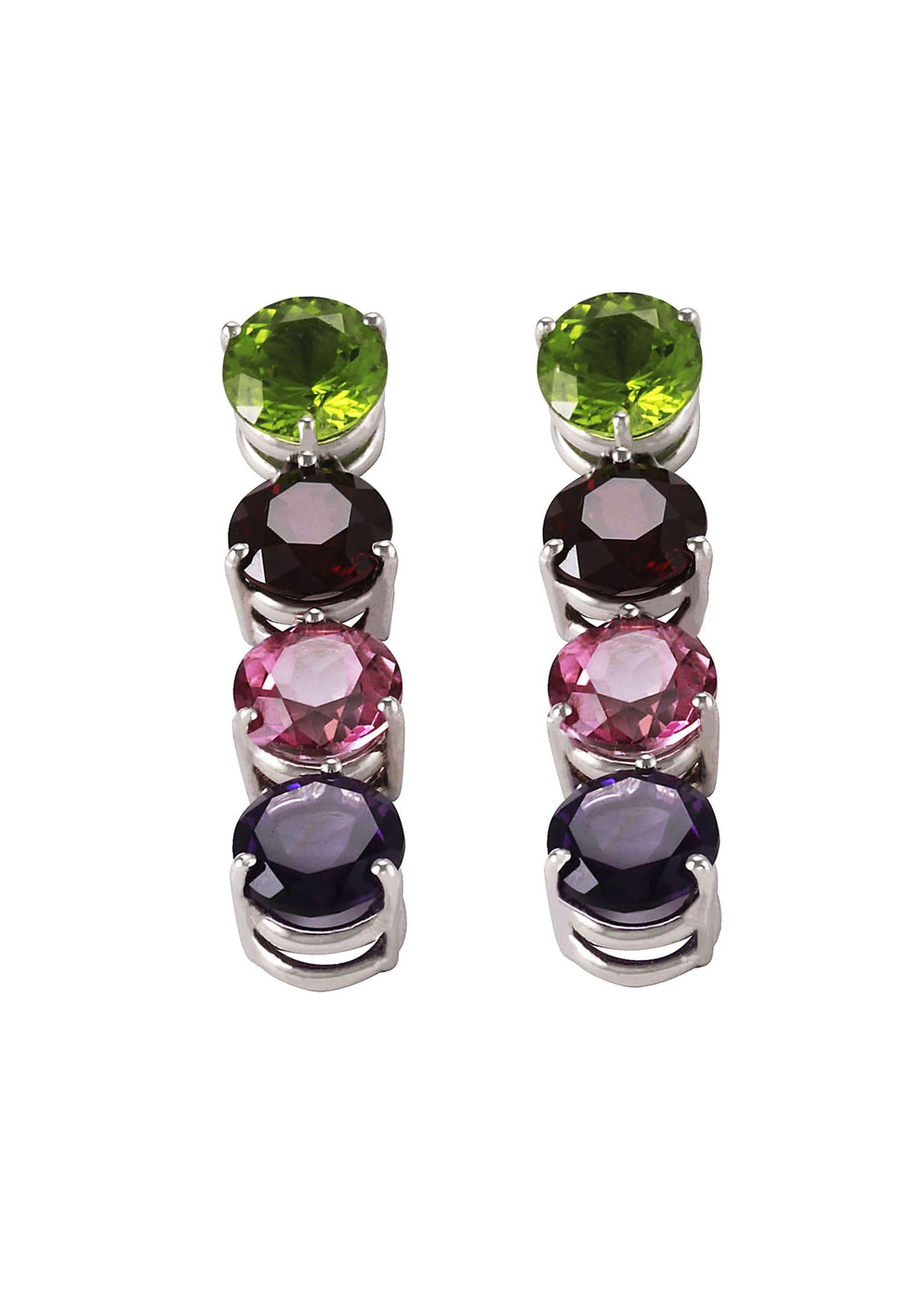 Lo Spazio Autunno Drop Earrings