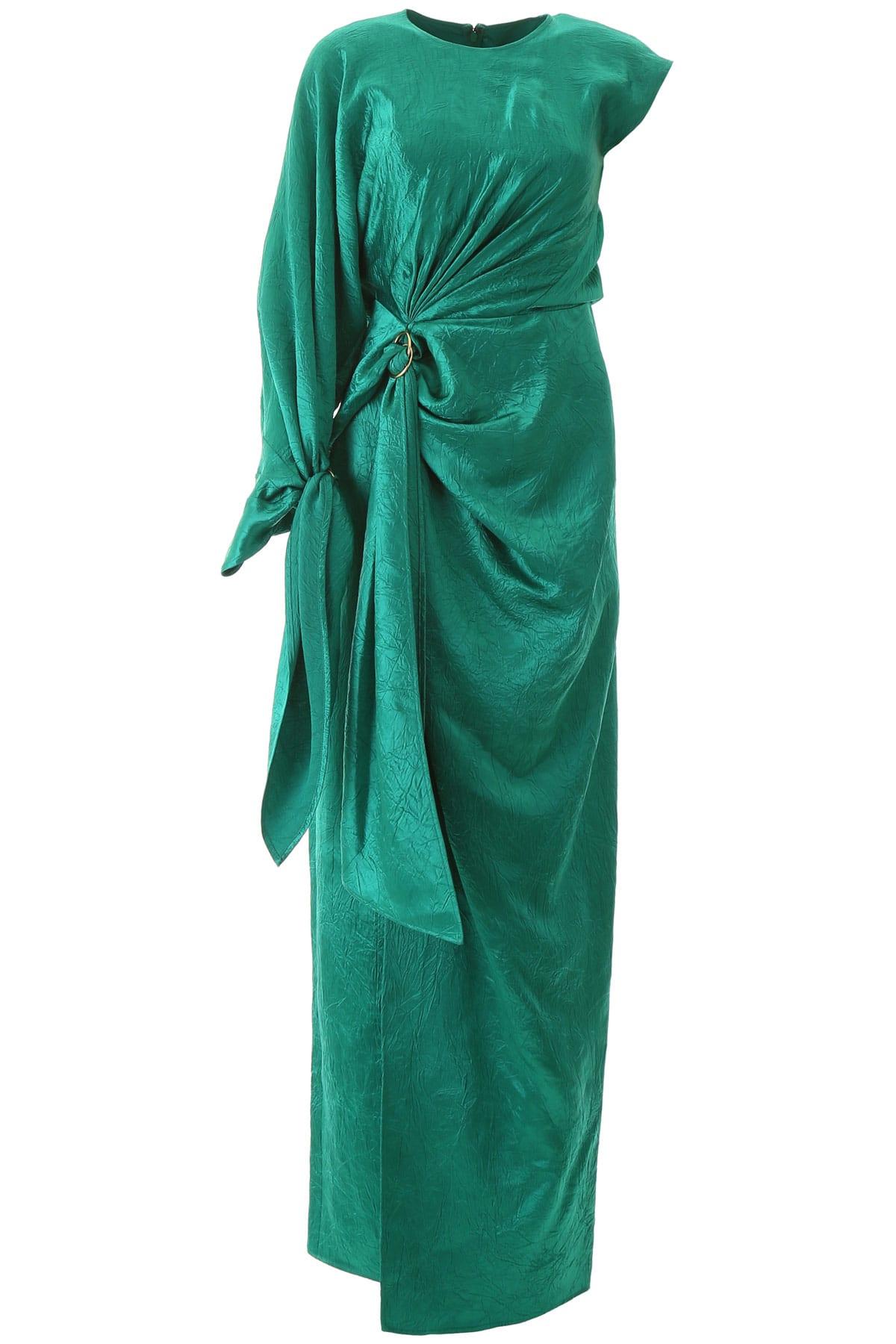 Buy Sies Marjan Catherine Long Dress online, shop Sies Marjan with free shipping