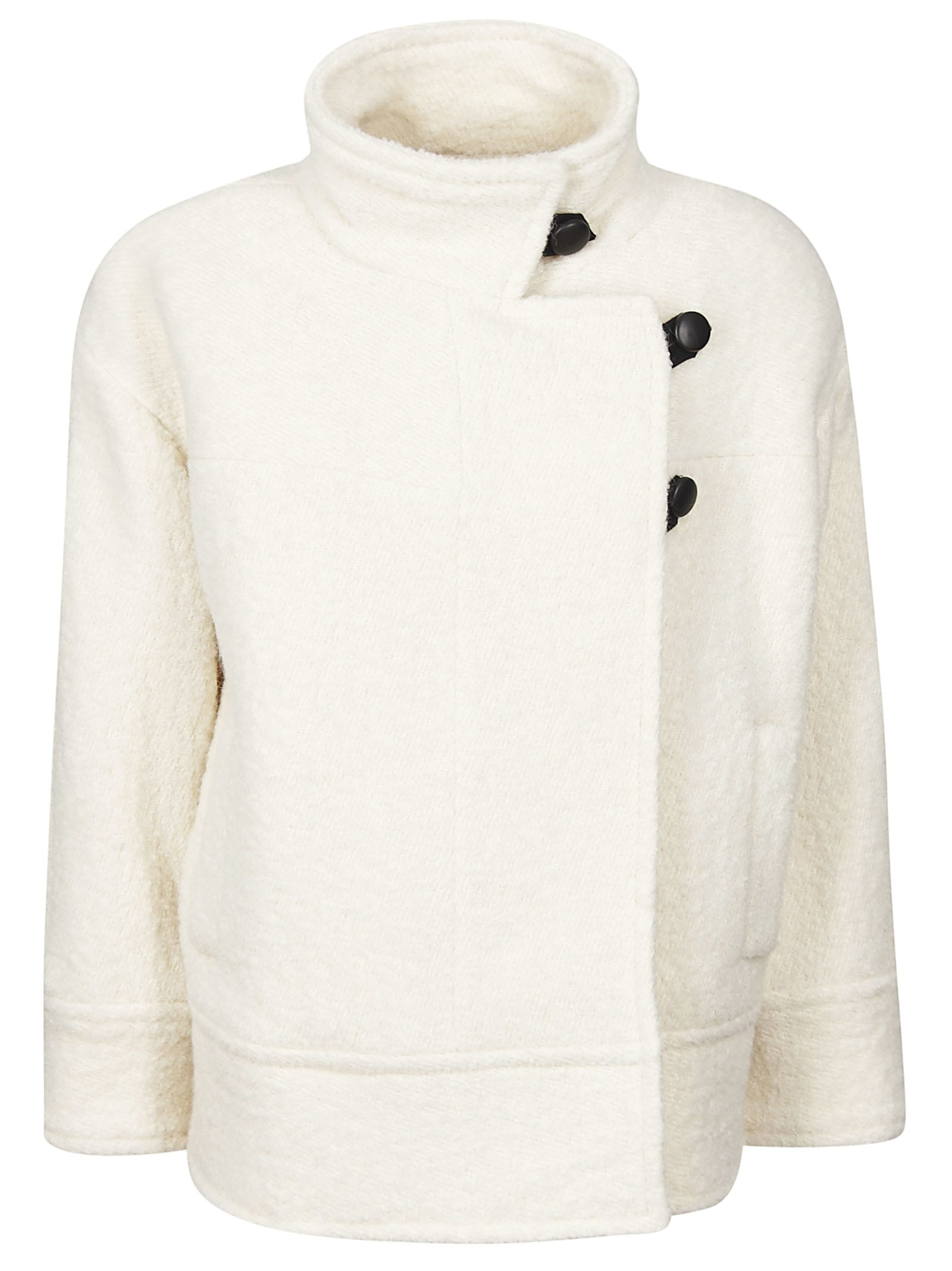 Isabel Marant Étoile Funnel Neck Coat