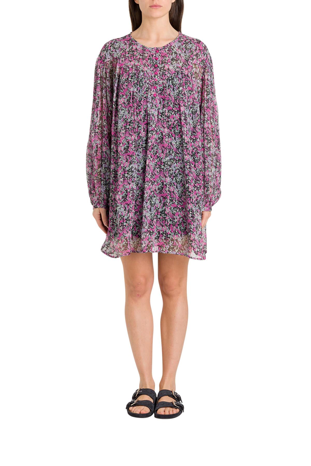 Buy Isabel Marant Orion Short Dress online, shop Isabel Marant with free shipping