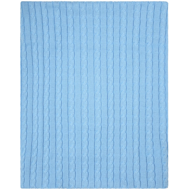Light Blue Blanket For Baby Boy