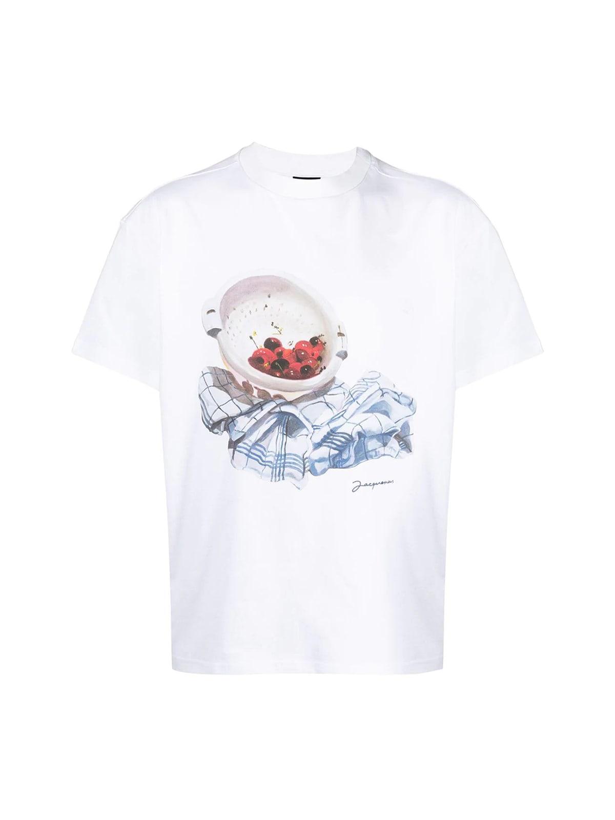 Jacquemus Le T-shirt Cerises