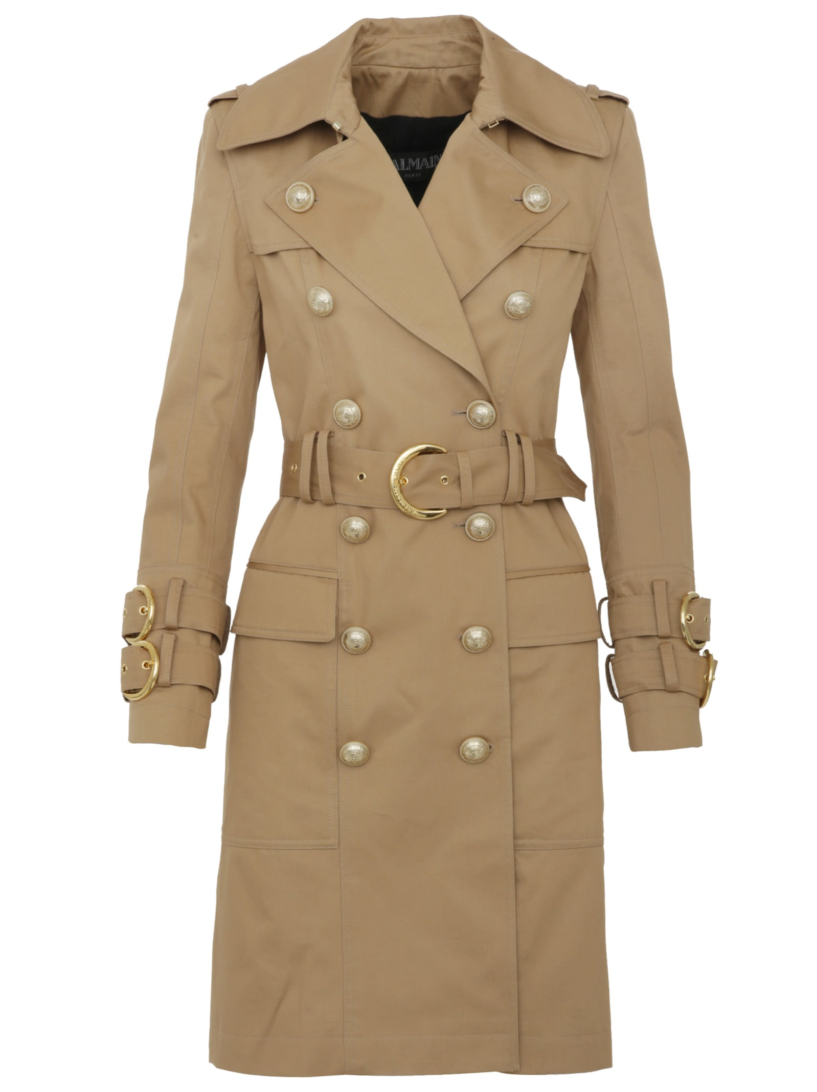 Balmain Paris Trench
