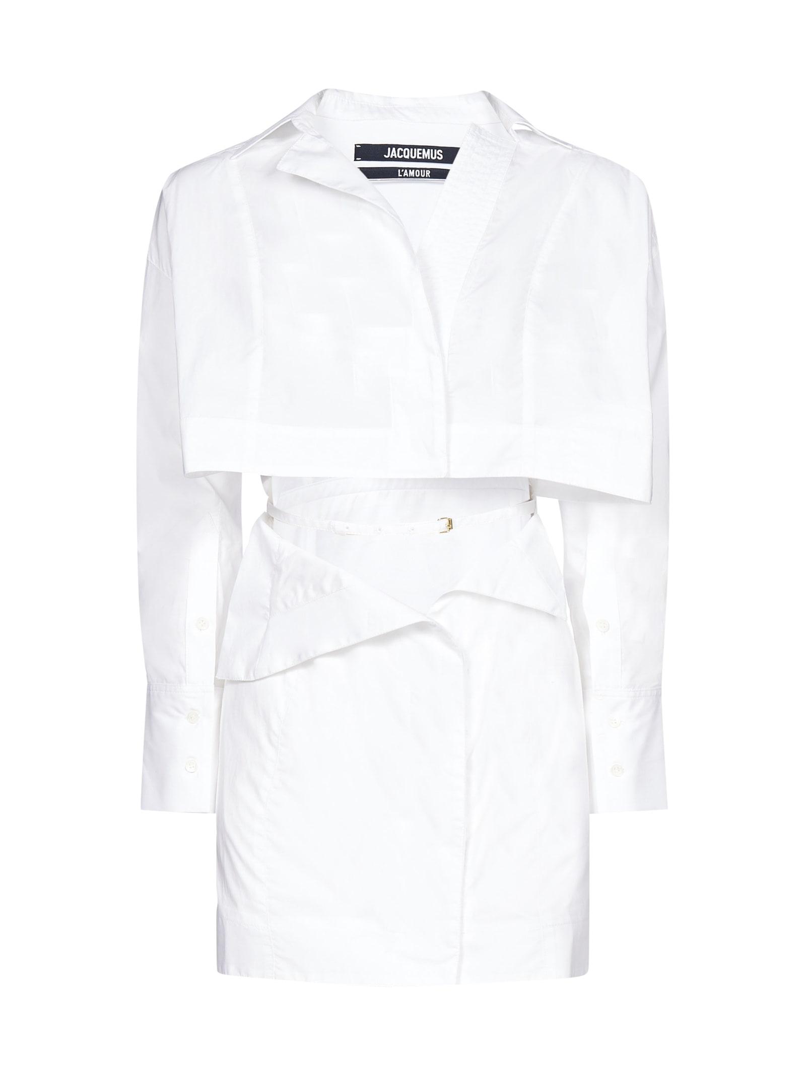 Jacquemus Cottons DRESS