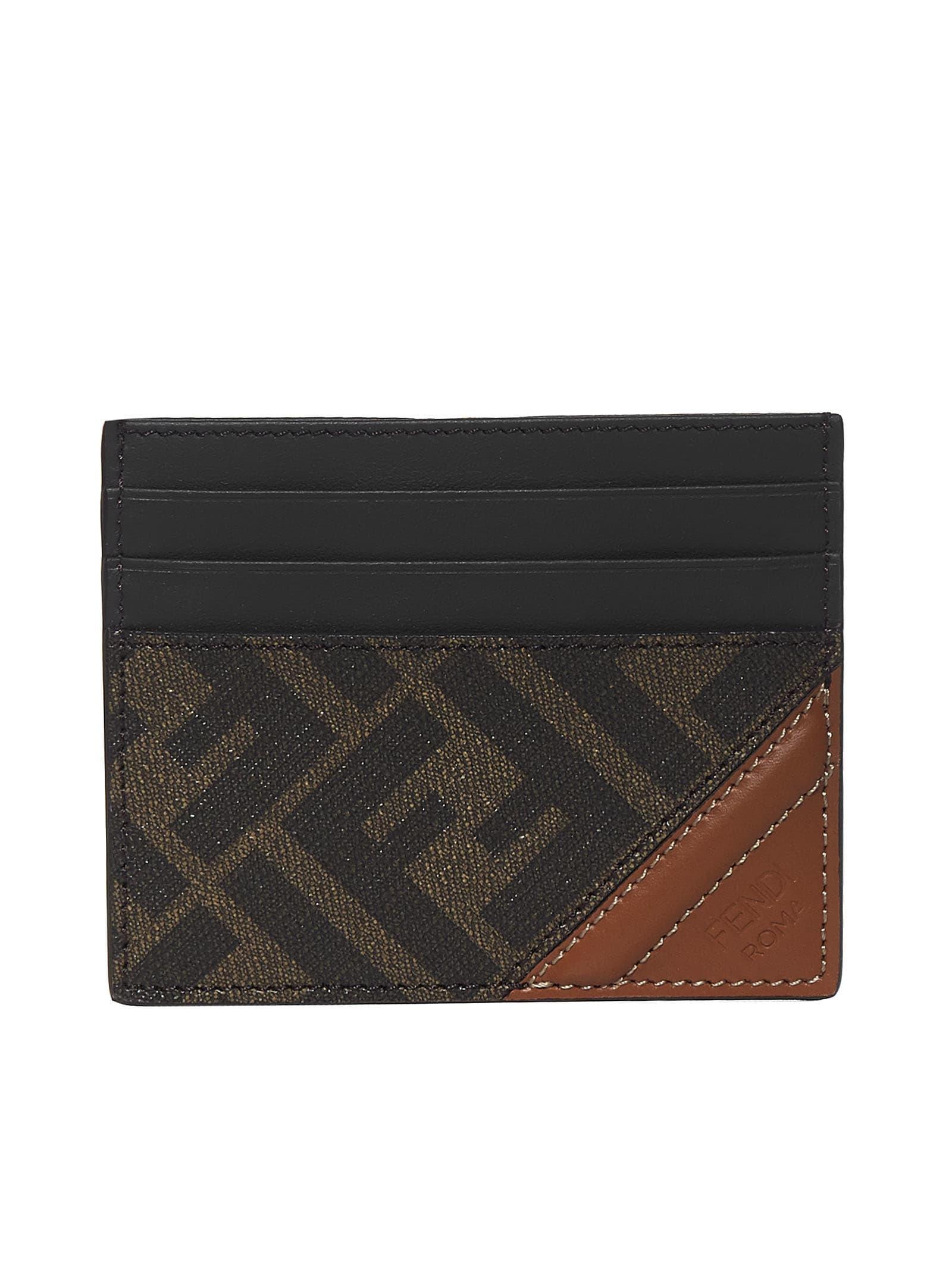 Fendi Wallet In Tab.mr+cuoio+pall