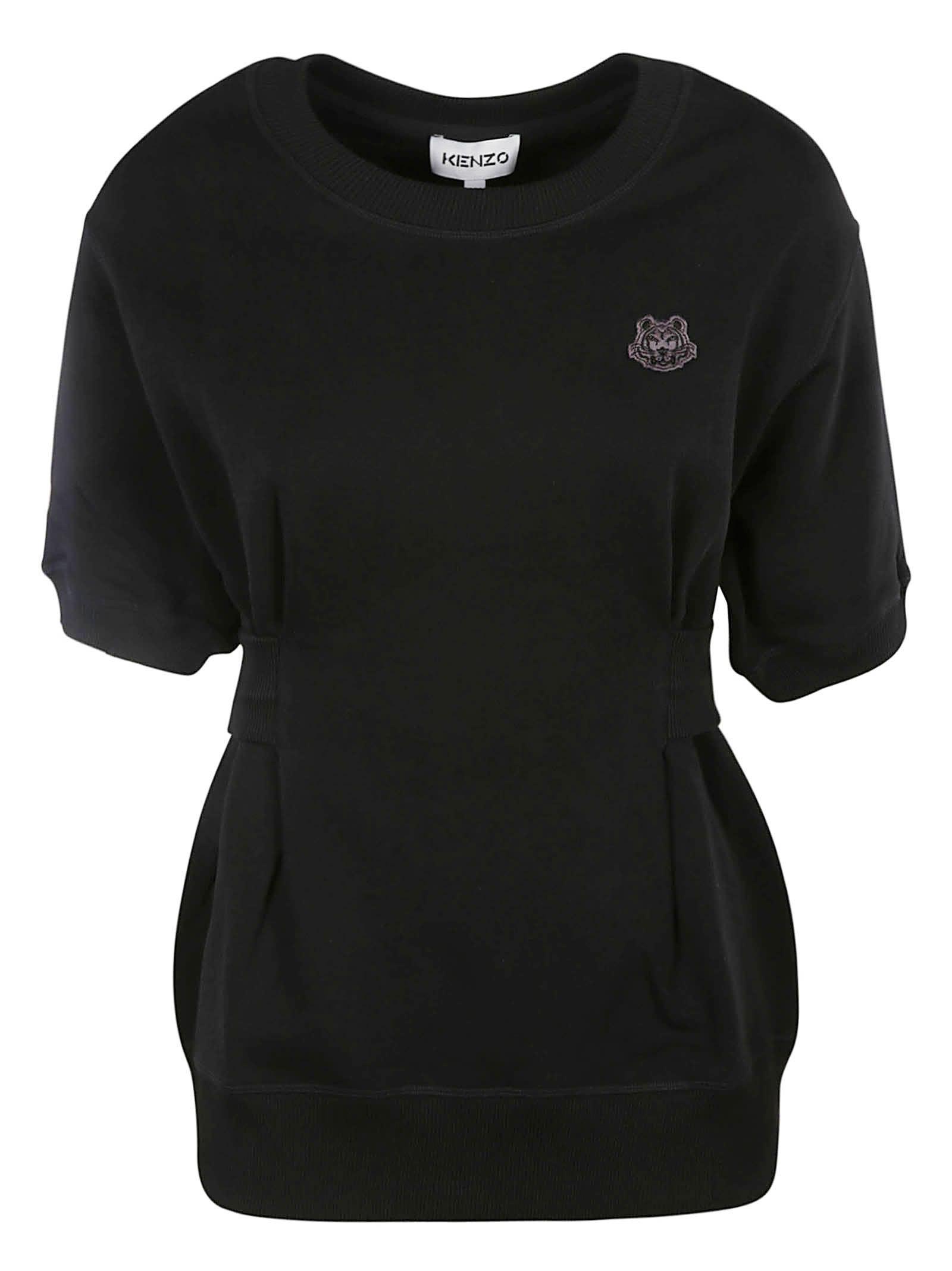 Kenzo Sweatshirts WAISTED SWEATSHIRT