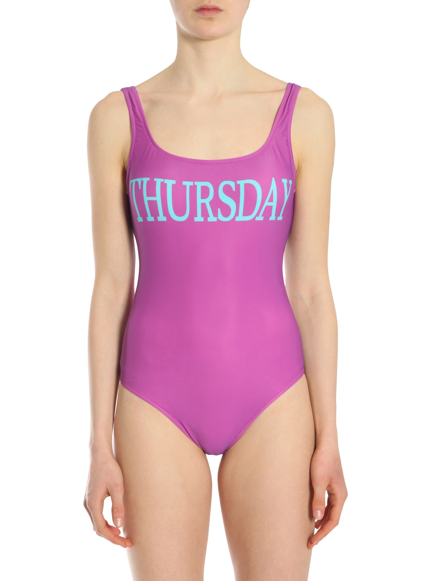 Alberta Ferretti One Piece Swimsuit