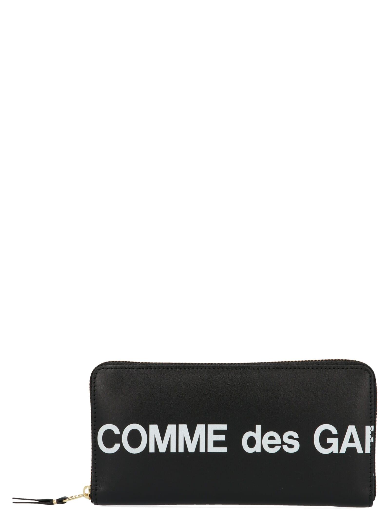 Comme Des Garçons huge Logo Wallet